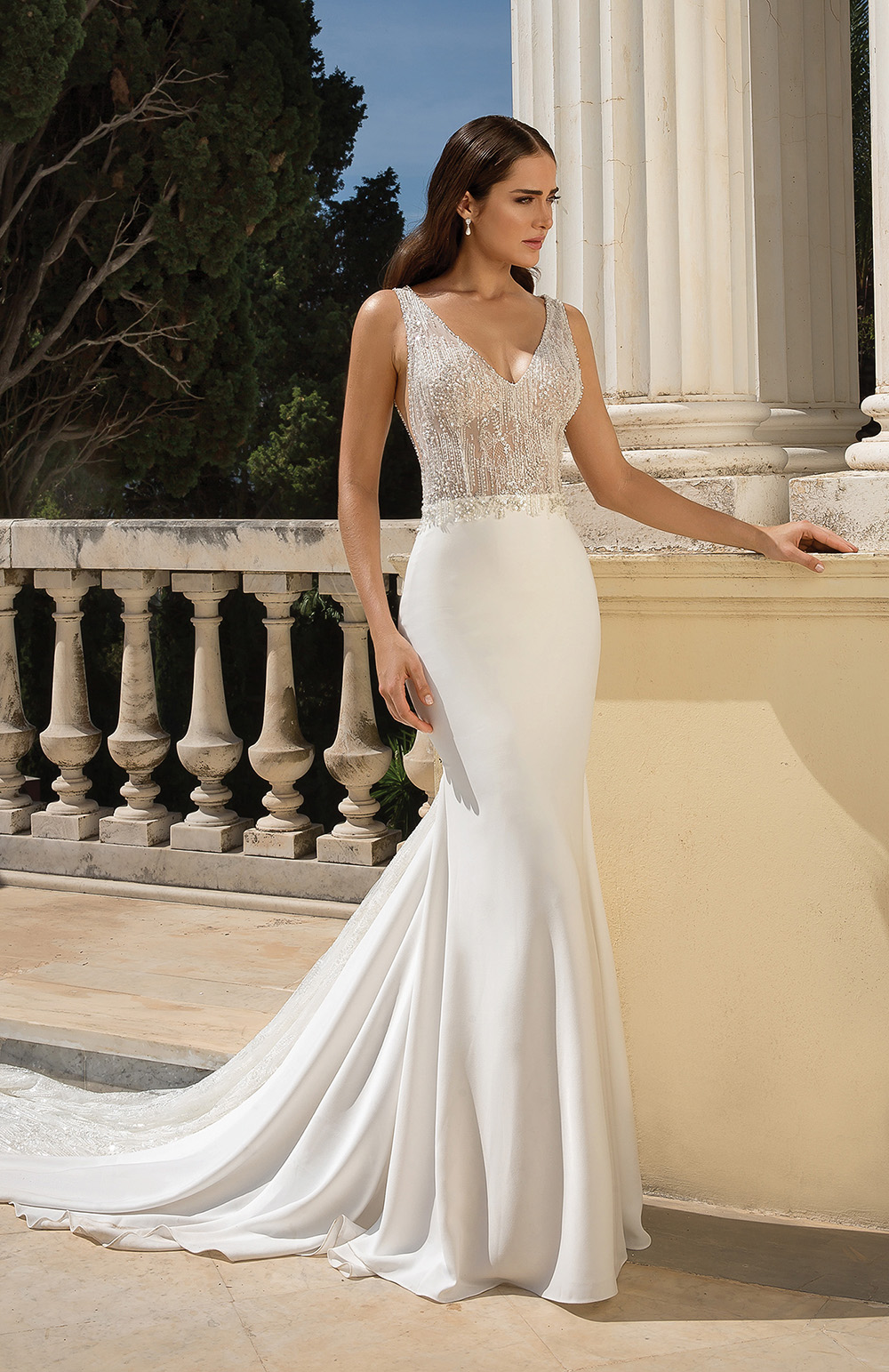 Robe de mariée Modèle Roxane