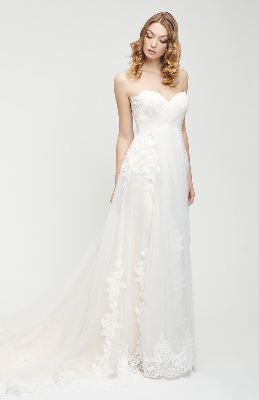 Robe de mariée Modèle Rivka