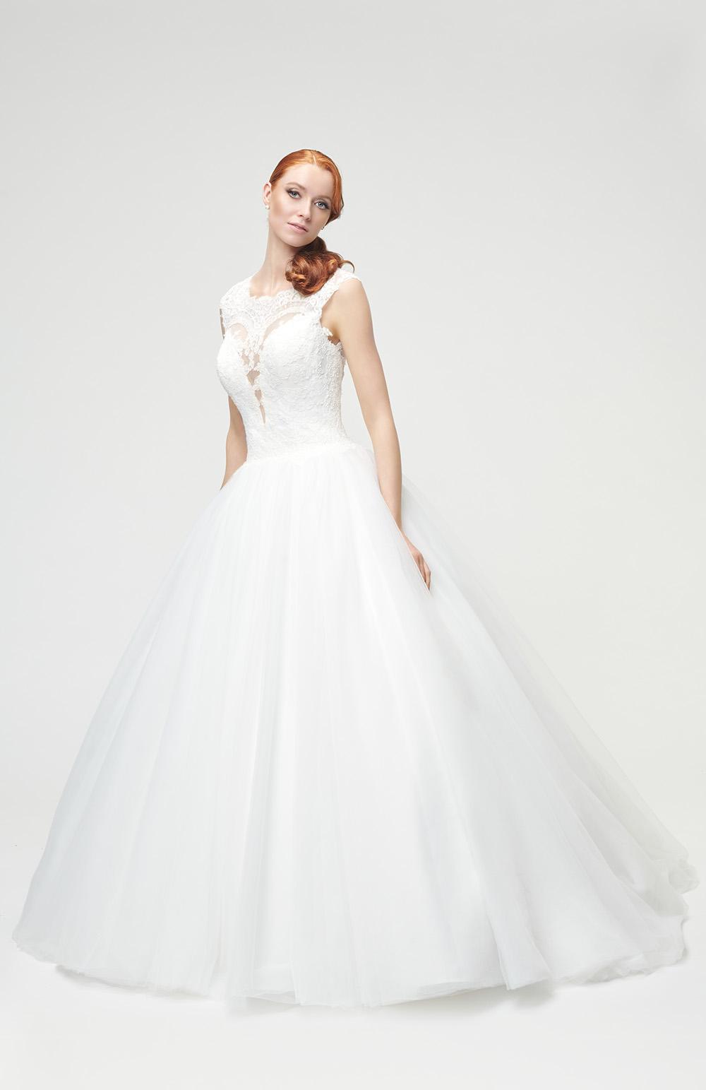Robe de mariée Modèle Rosa