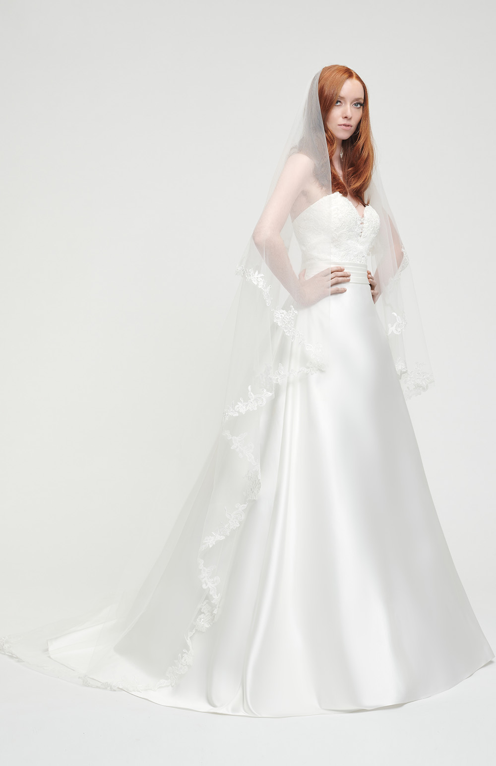 Robe de mariée Modèle Ornella