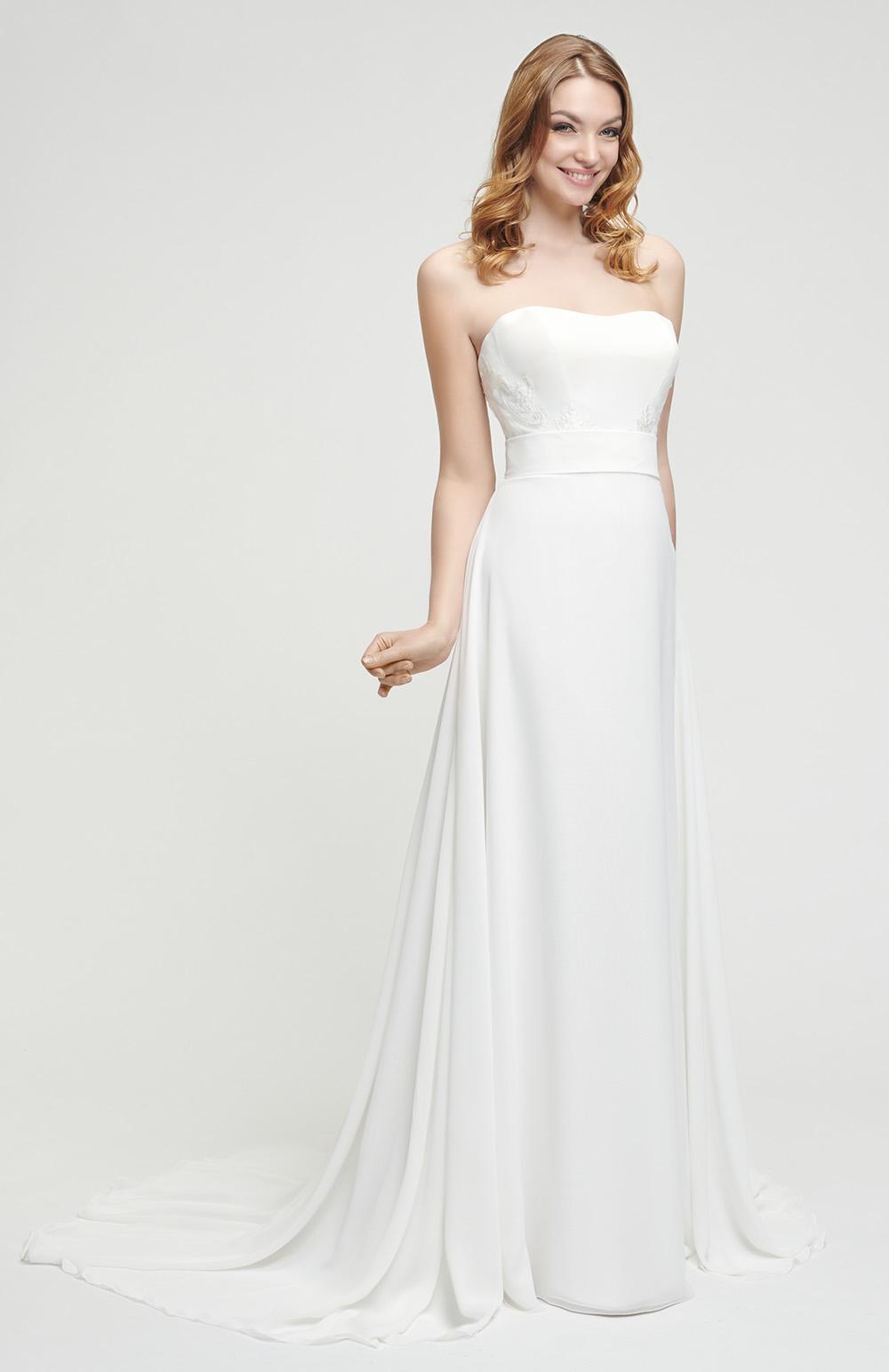 Robe de mariée Modèle Priscille