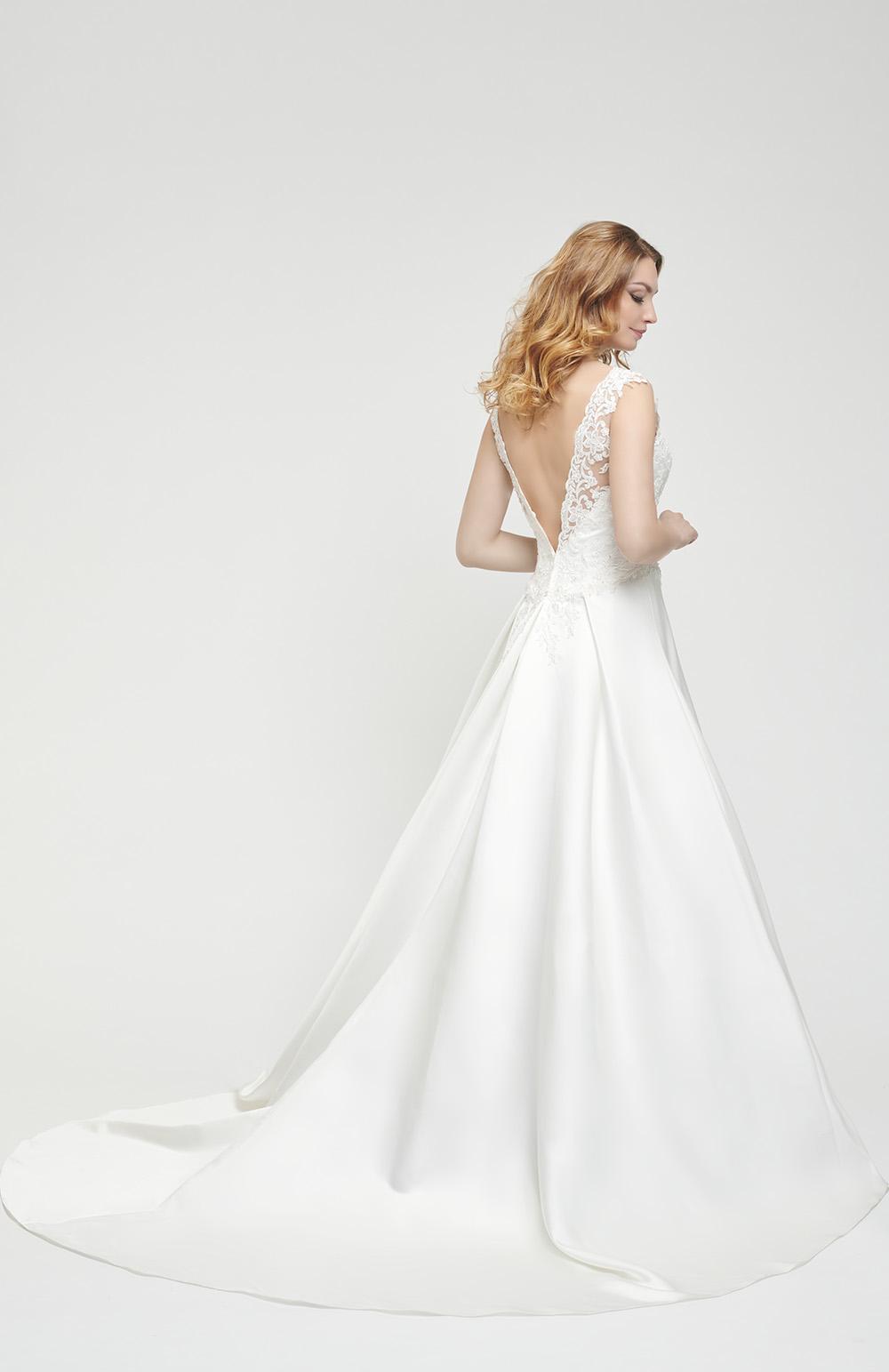 Robe de mariée Modèle Olympe