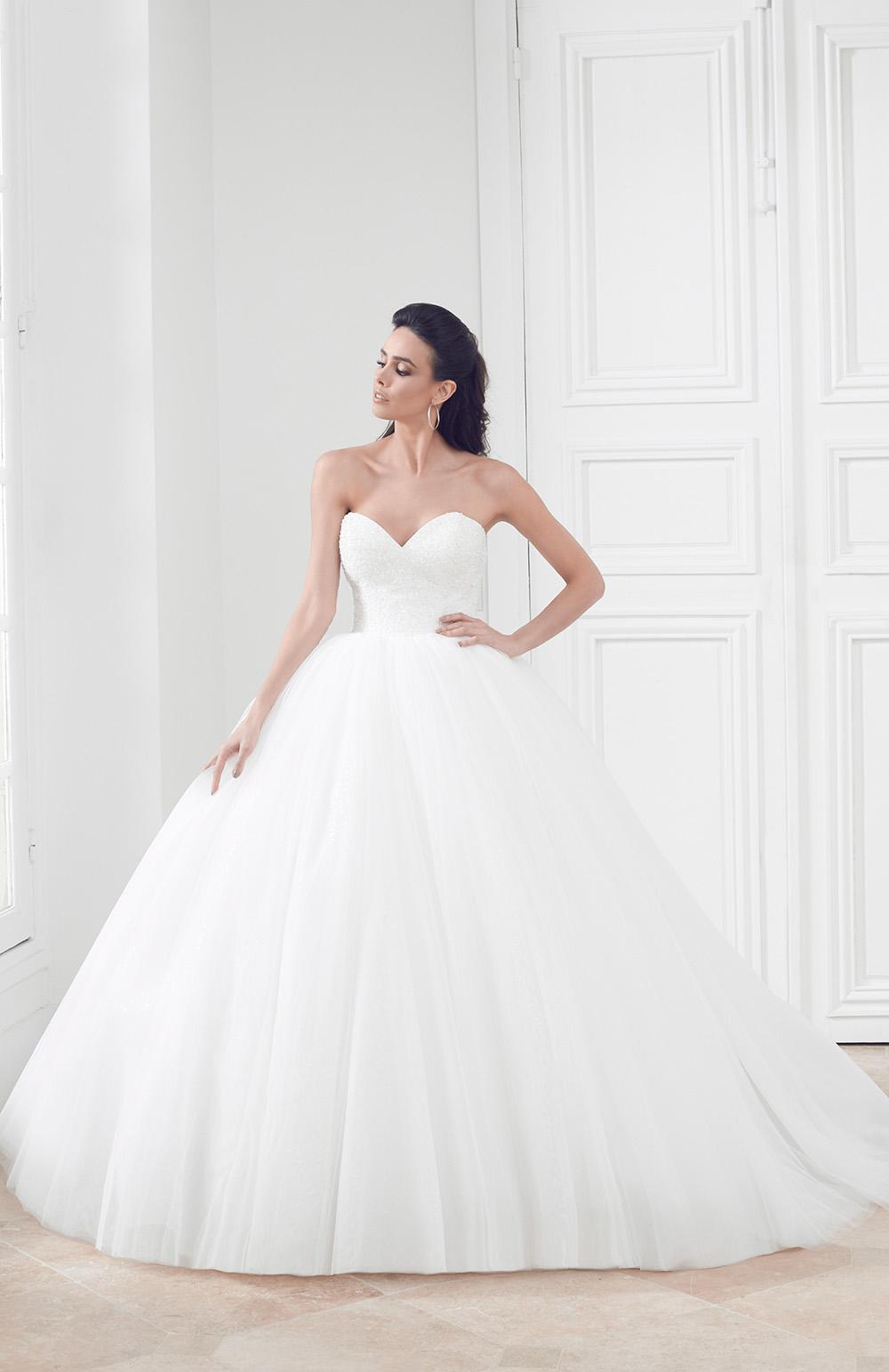 Robe de mariée Modèle Raquel