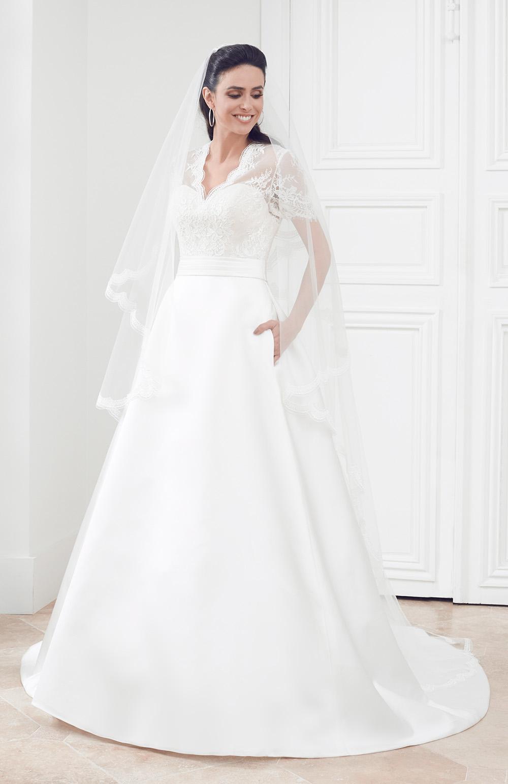 Robe de mariée Modèle Oyana