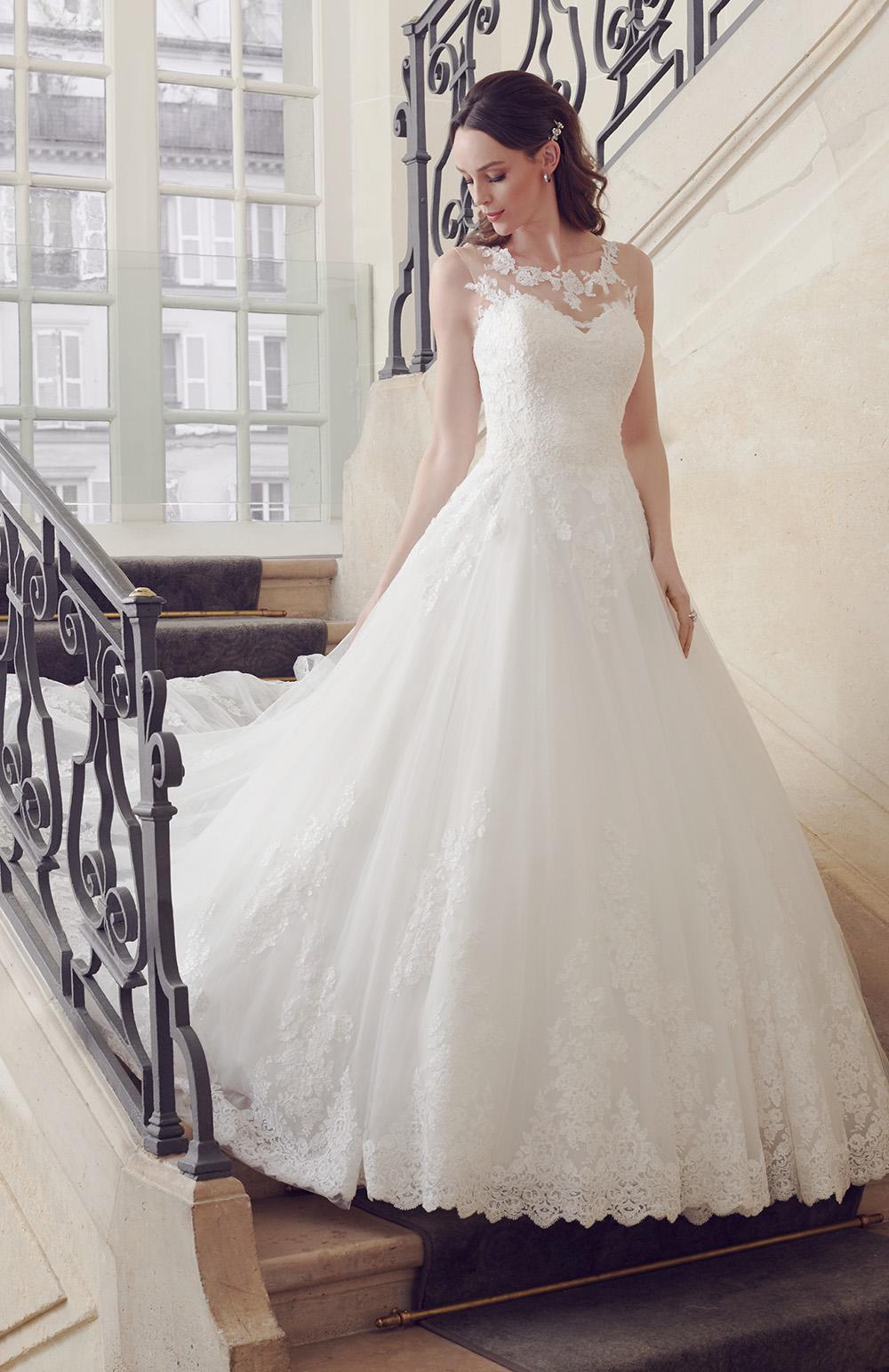 Robe de mariée Modèle Raven