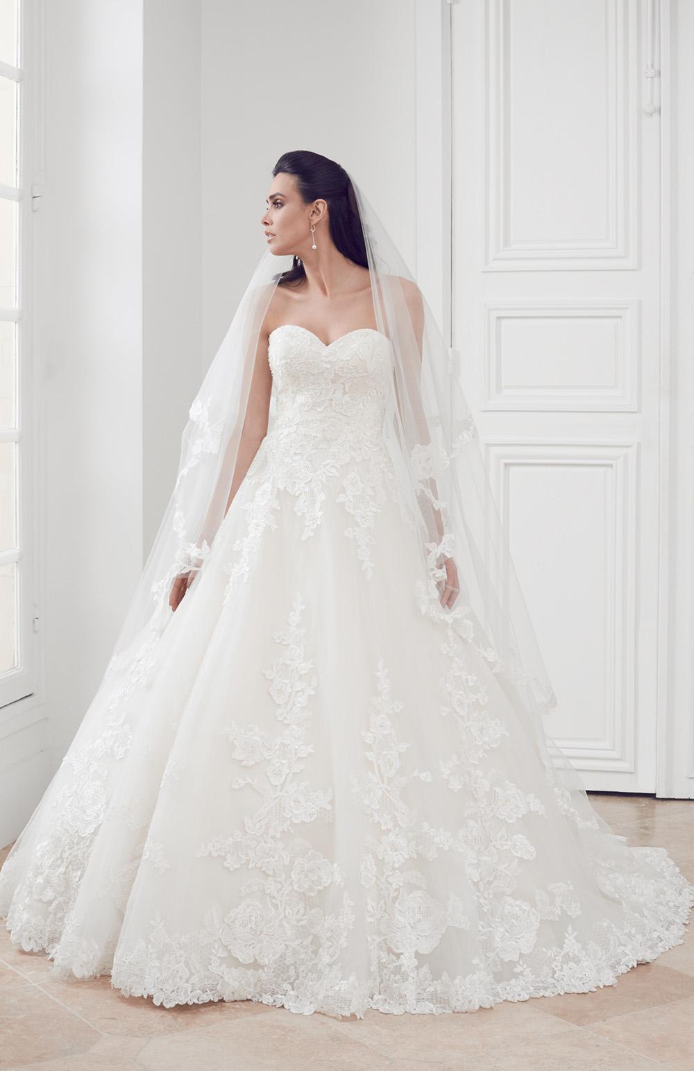 Robe de mariée Modèle Onélia