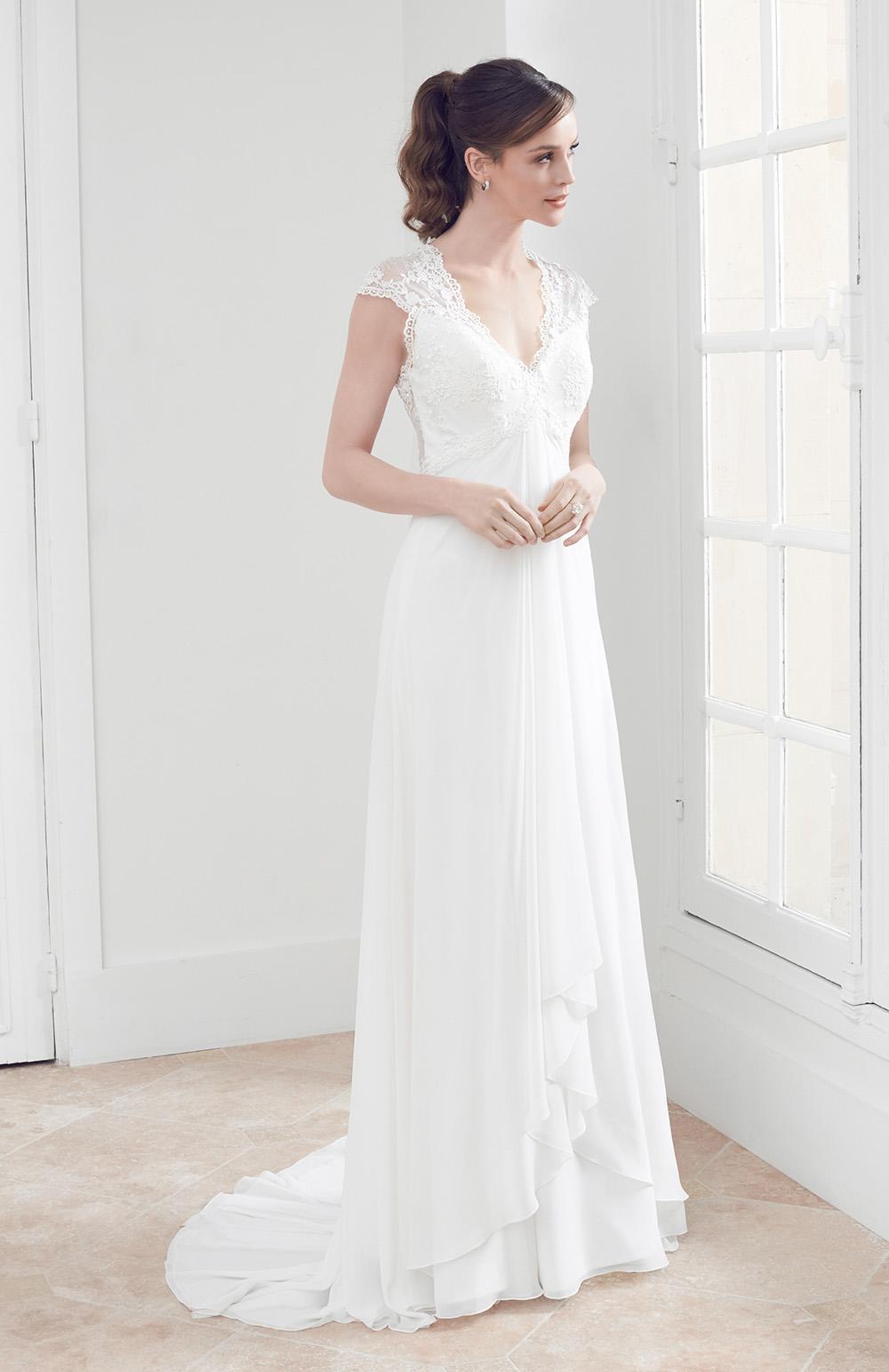 Robe de mariée Modèle Paola