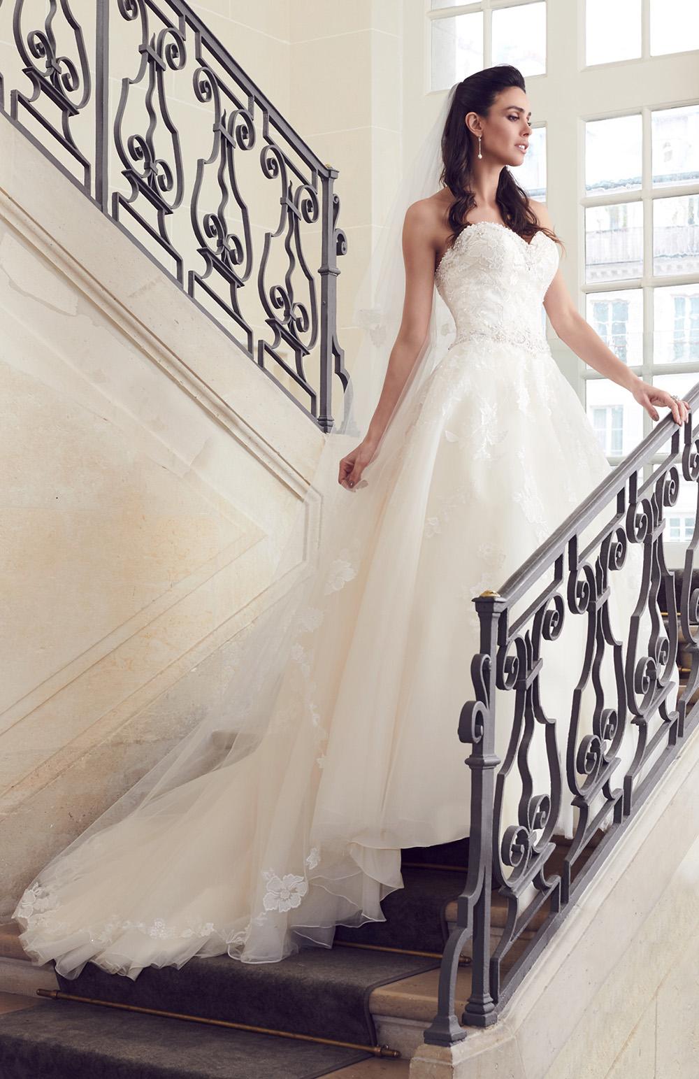 Robe de mariée Modèle Odalis