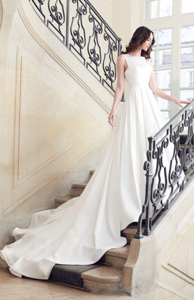 Robe mariee princesse ornella