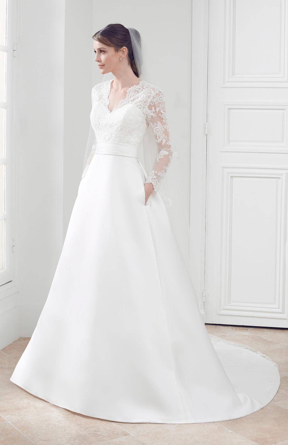 Robe de mariée Modèle Oriane