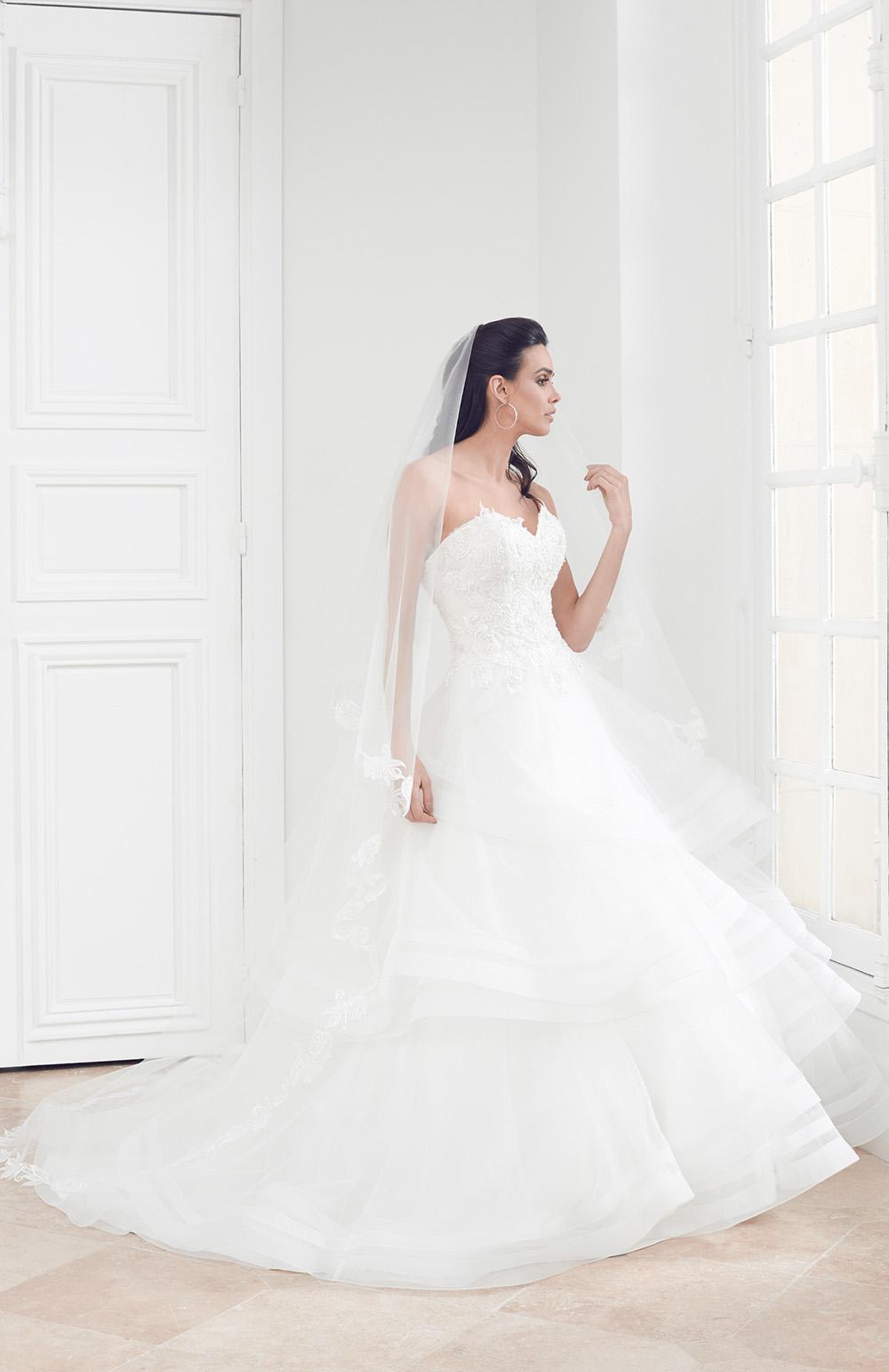 Robe de mariée Modèle Oscarine