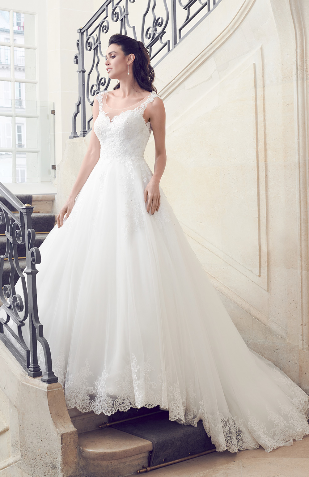 Robe de mariée Modèle Romea
