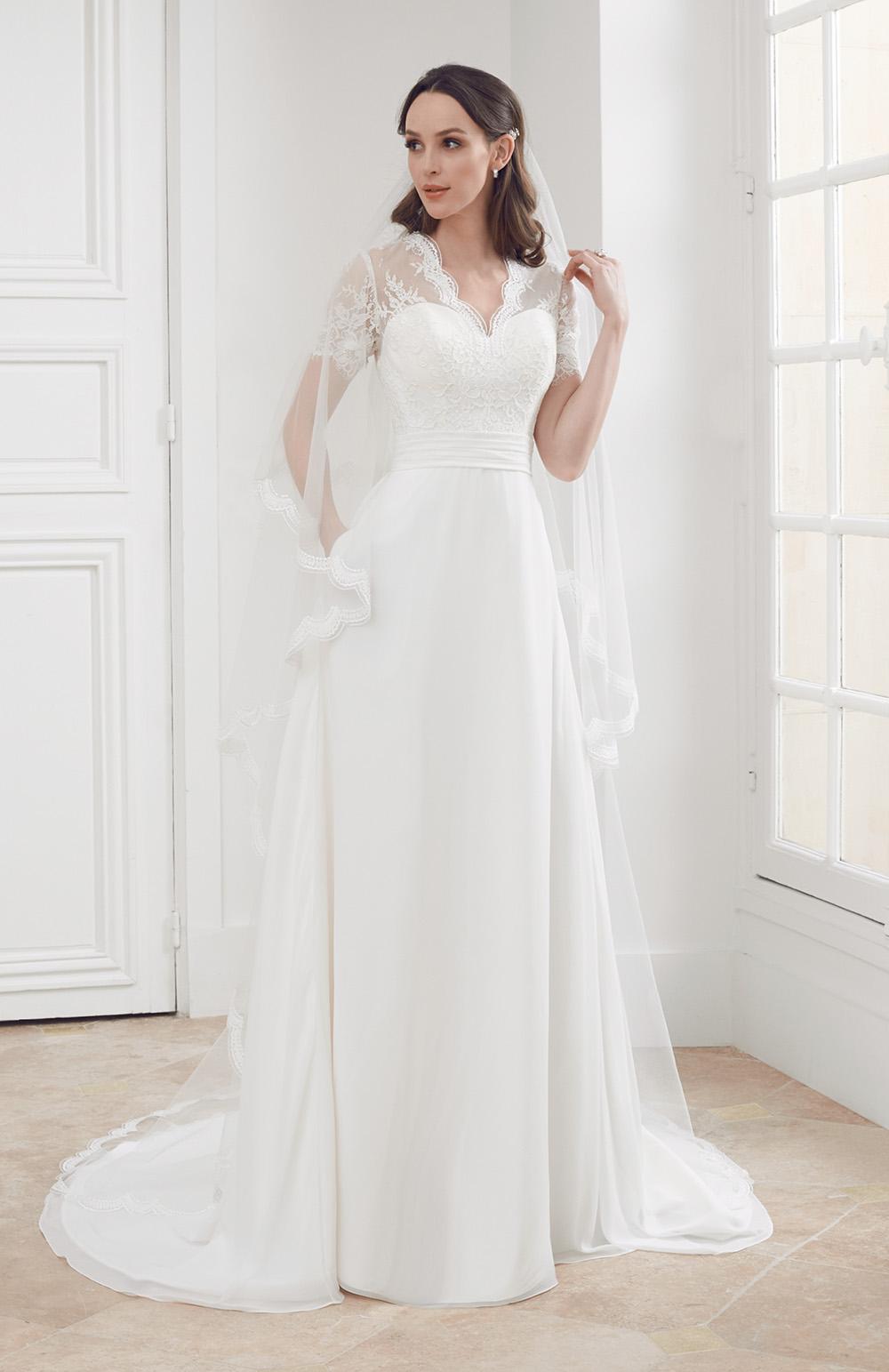 Robe de mariée Modèle Octavia