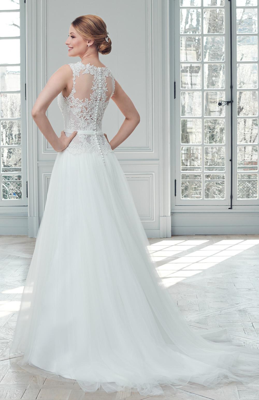 Robes de mariée style Tulle & Dentelle