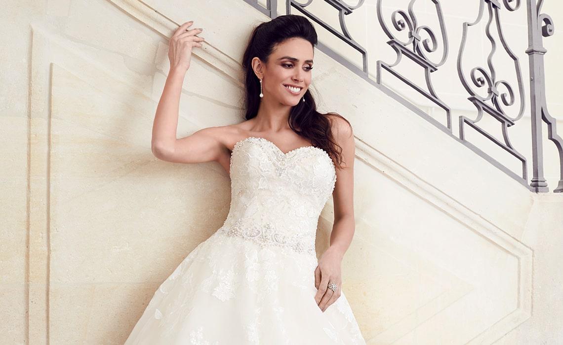 site réputé d98b5 fe921 Robe mariage Paris | Robes de mariée 2019-2020 : boutique ...