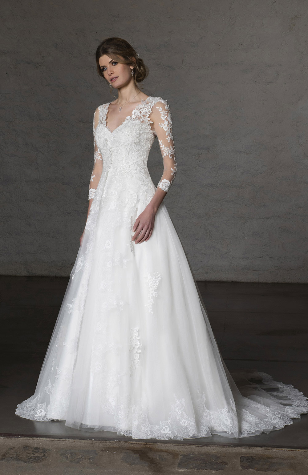 Robe de mariée Modèle Cala