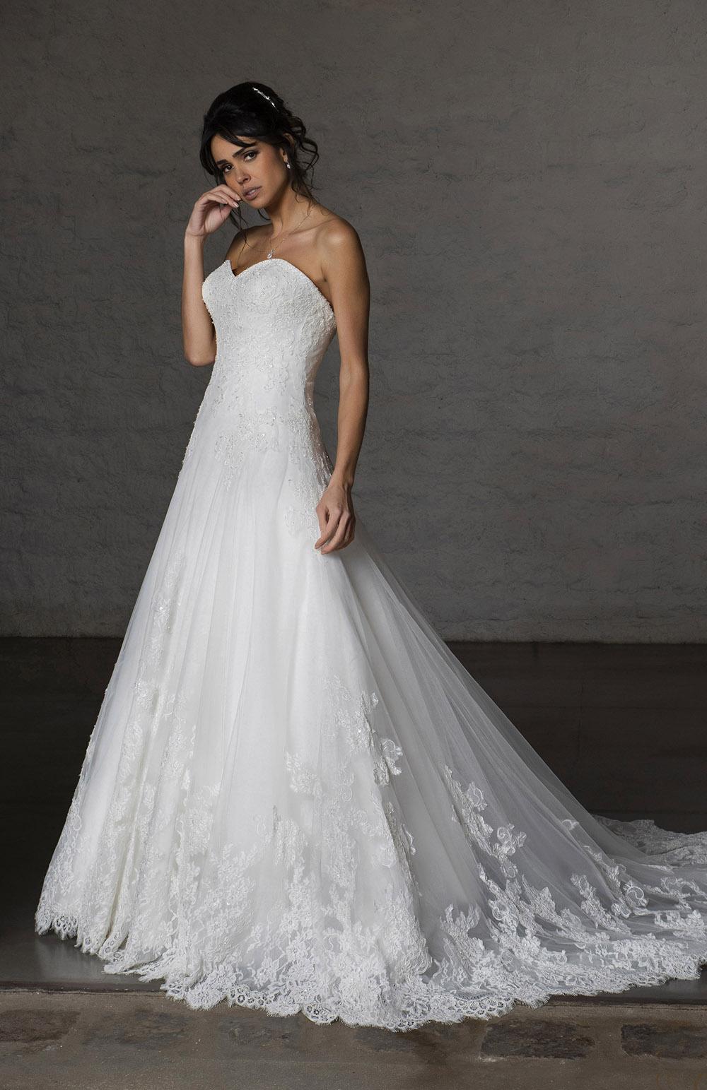 Robe de mariée Modèle Calista