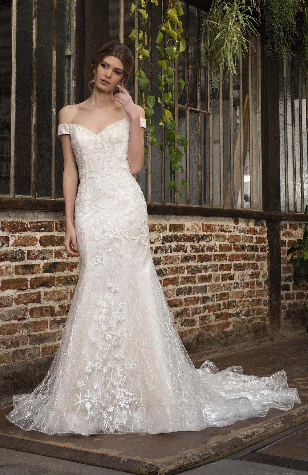 Robe de mariée Modèle Cacy
