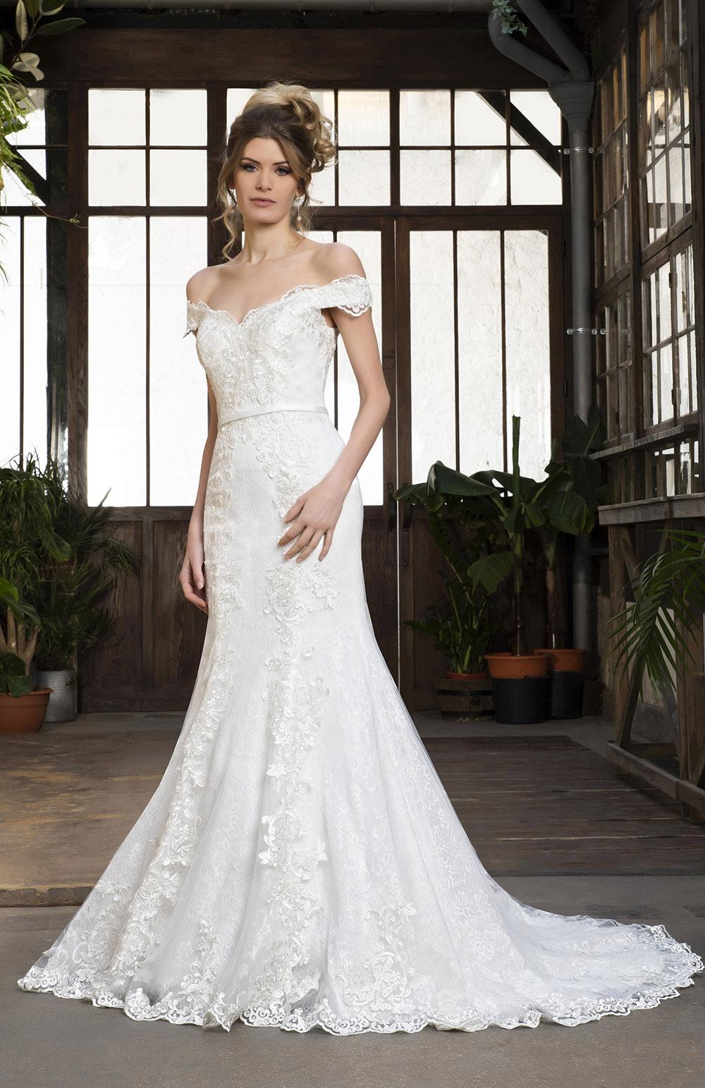 Robe de mariée Modèle Cara