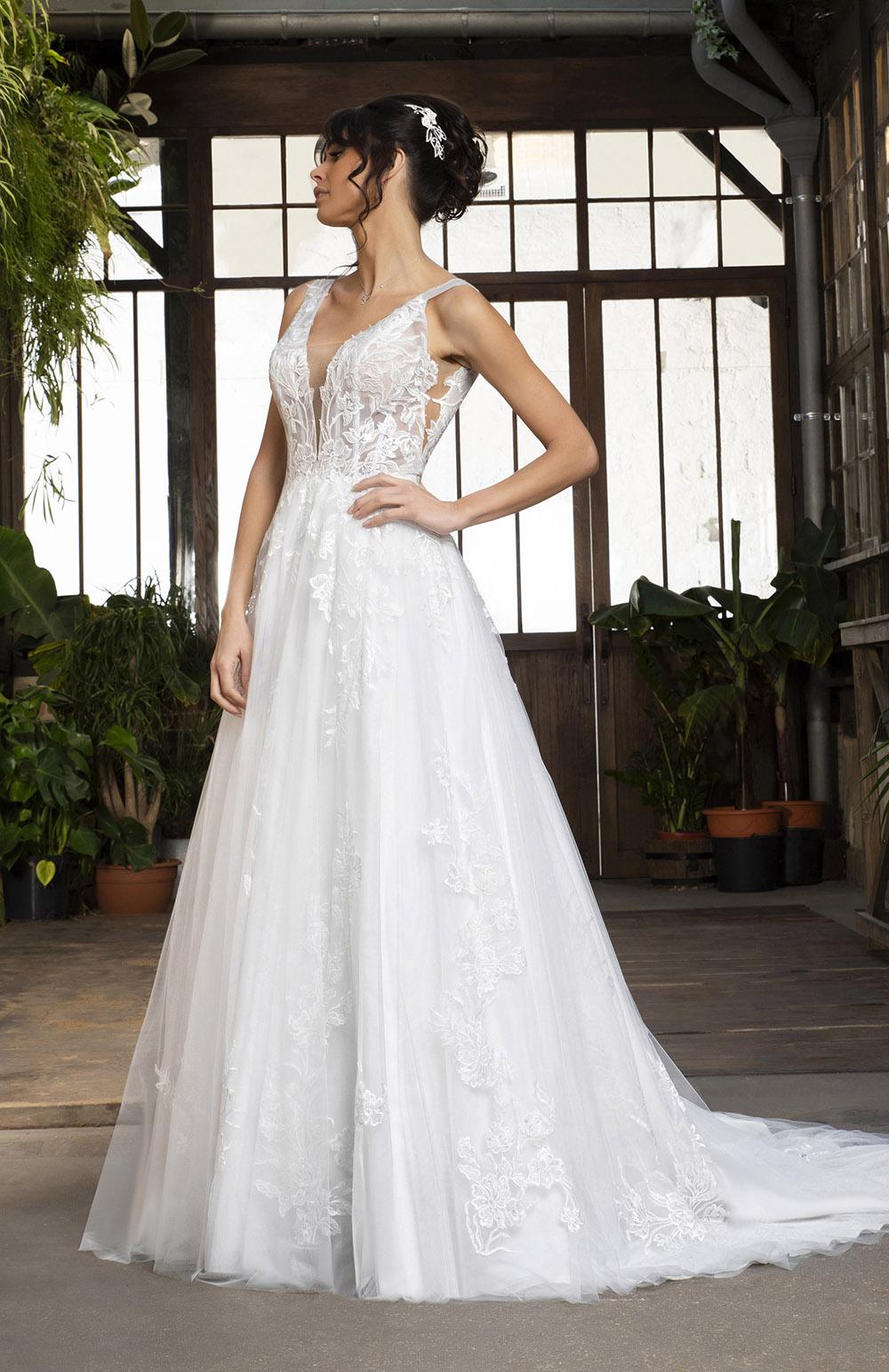Robe de mariée Modèle Carless