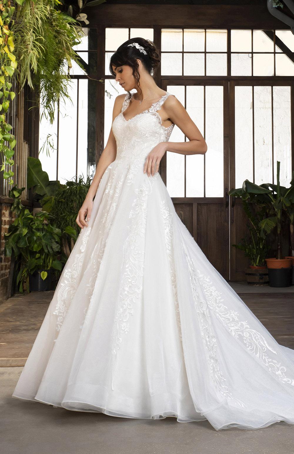 Robe de mariée Modèle Carry