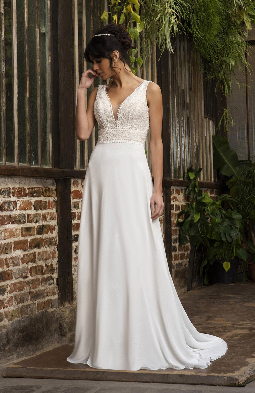 Robe de mariée Modèle Cassandre