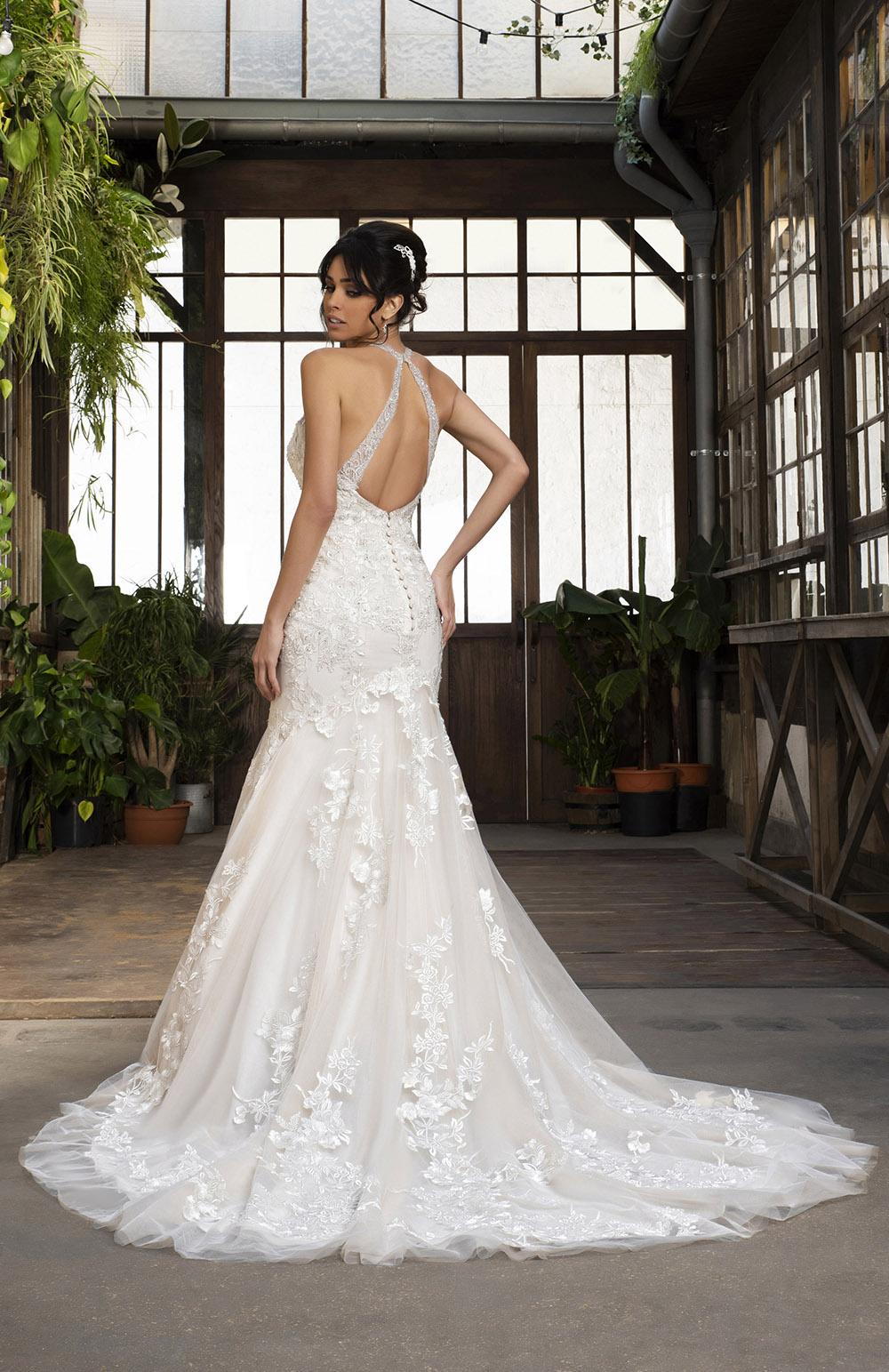 Robe de mariée Modèle Cassidy   Couture Nuptiale Paris - Robes Couture Nuptiale 2021