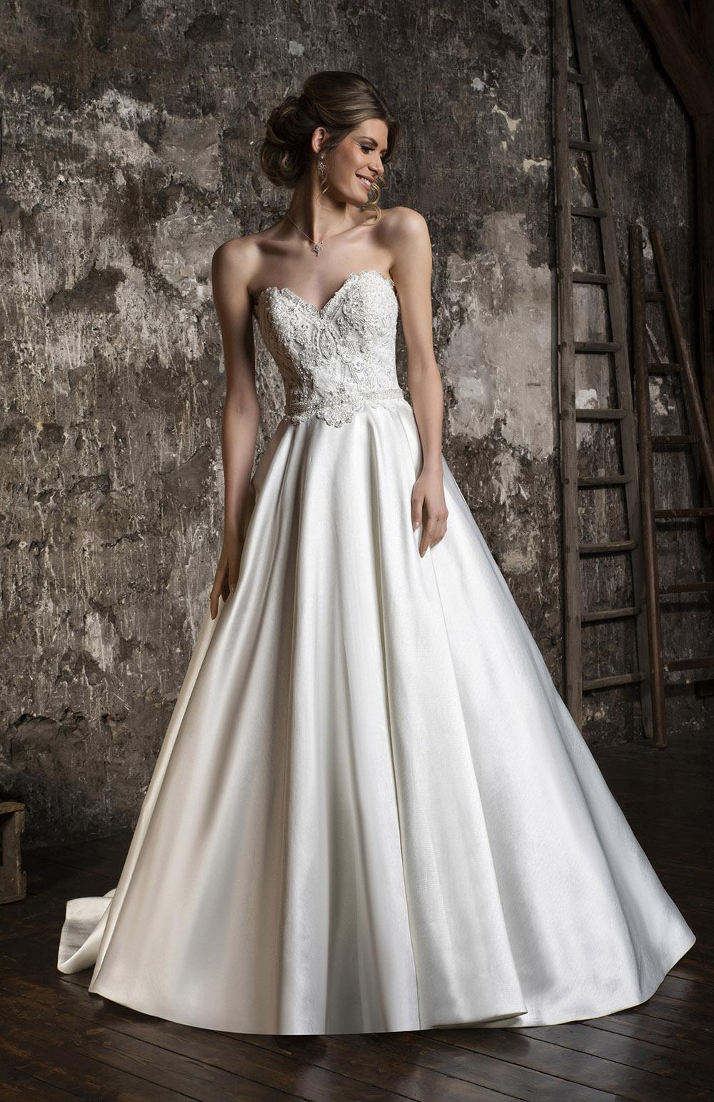Robe de mariée Modèle Catalina