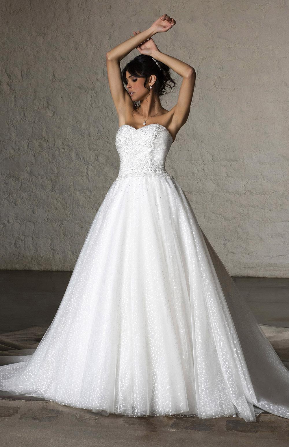 Robe de mariée Modèle Chany
