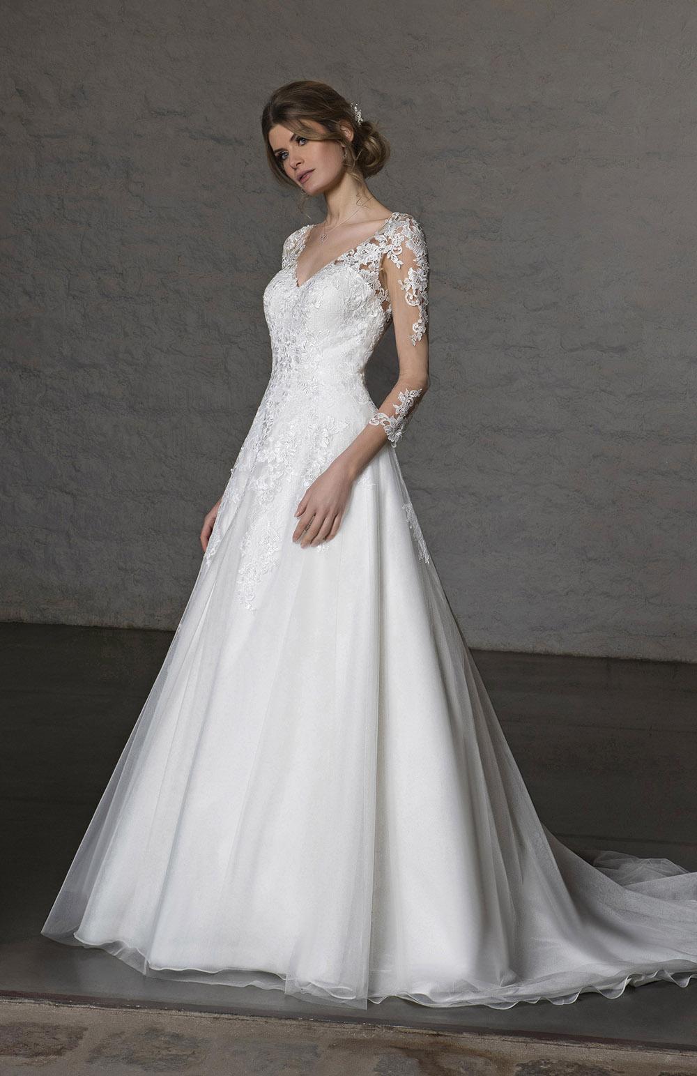 Robe de mariée Modèle Chenda