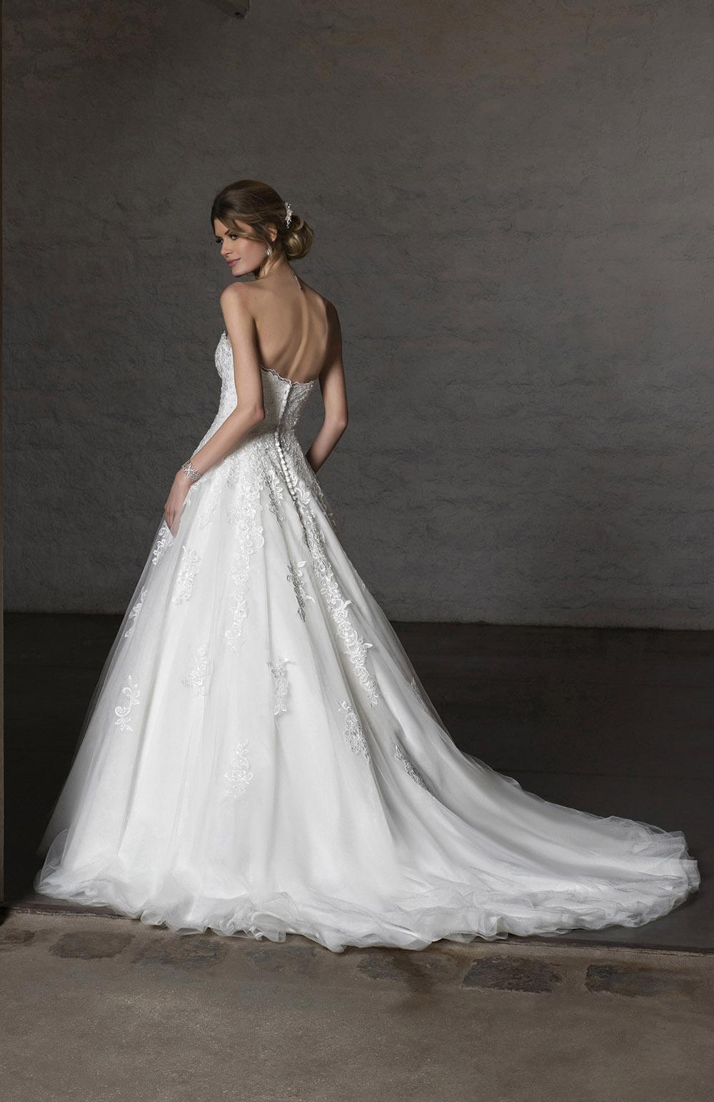 Robe de mariée Modèle Cheryl   Couture Nuptiale Paris ...