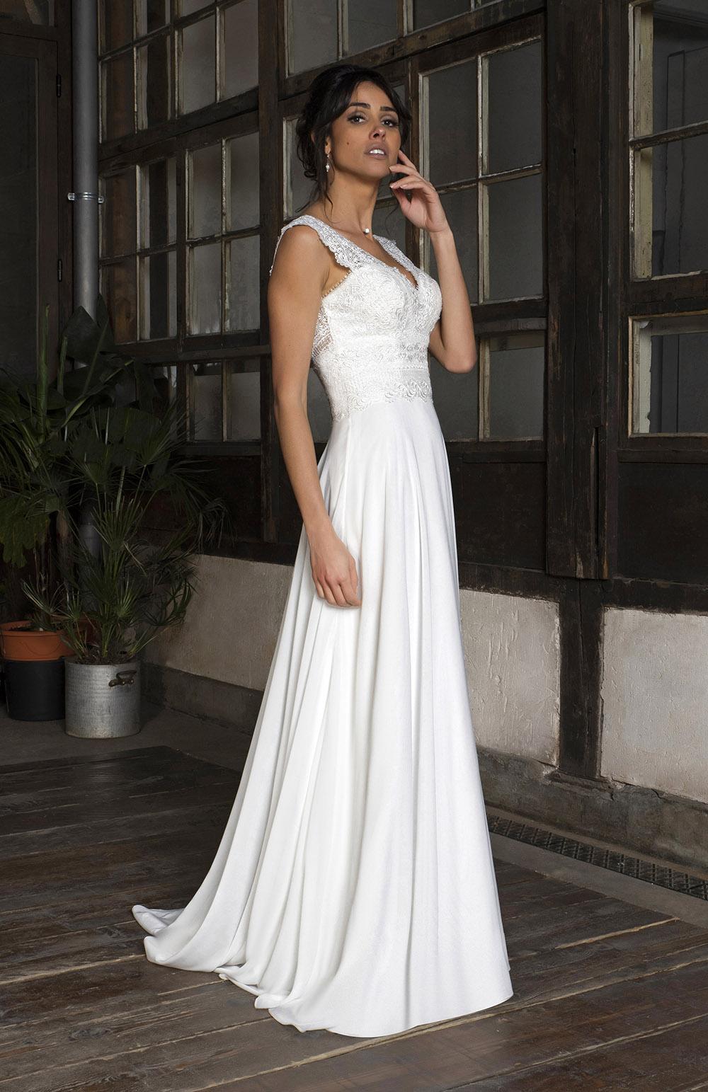 Robe de mariée Modèle Chloé