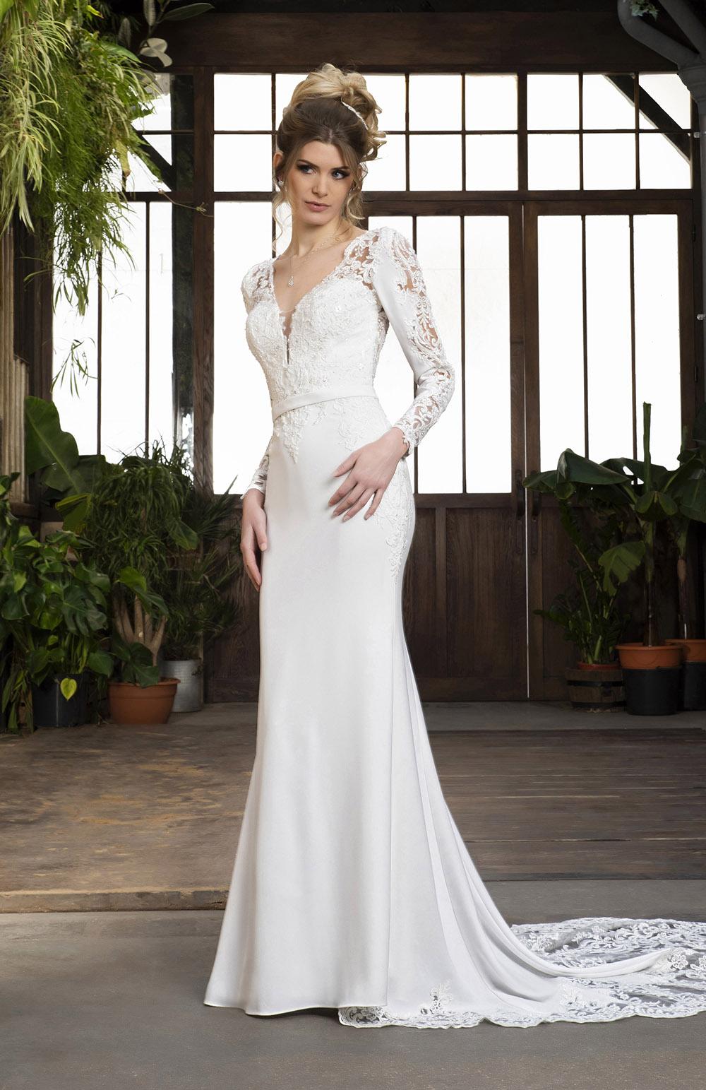Robe de mariée Modèle Christal