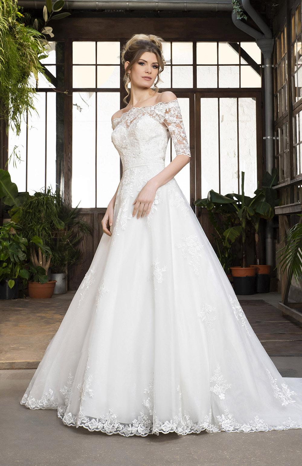 Robe de mariée Modèle Clarisse