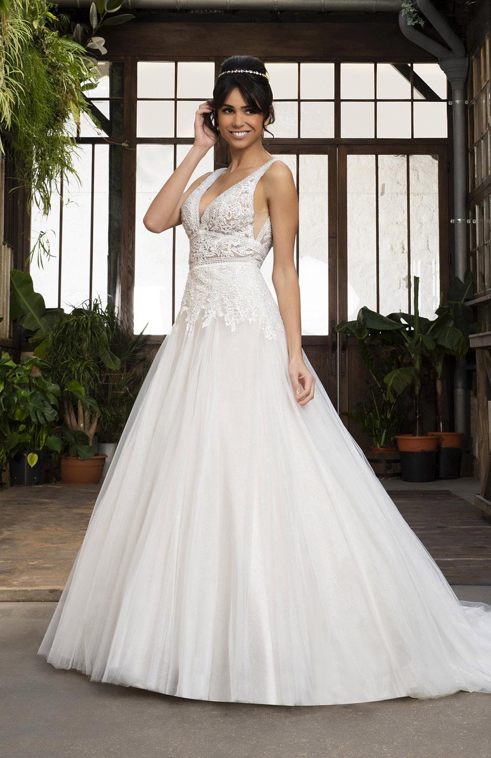 Robe de mariée Modèle Coline