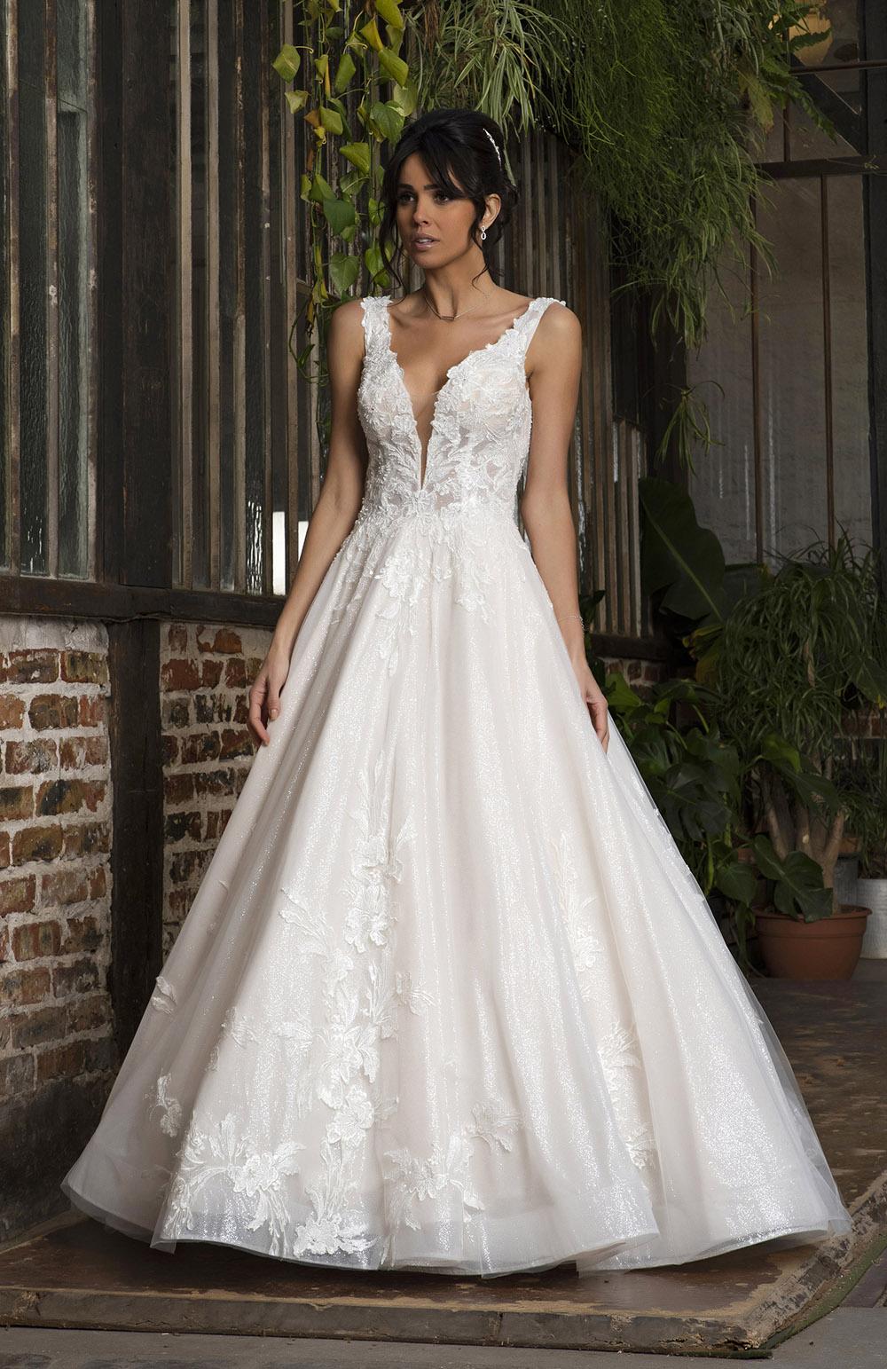 Robe de mariée Modèle Chirel