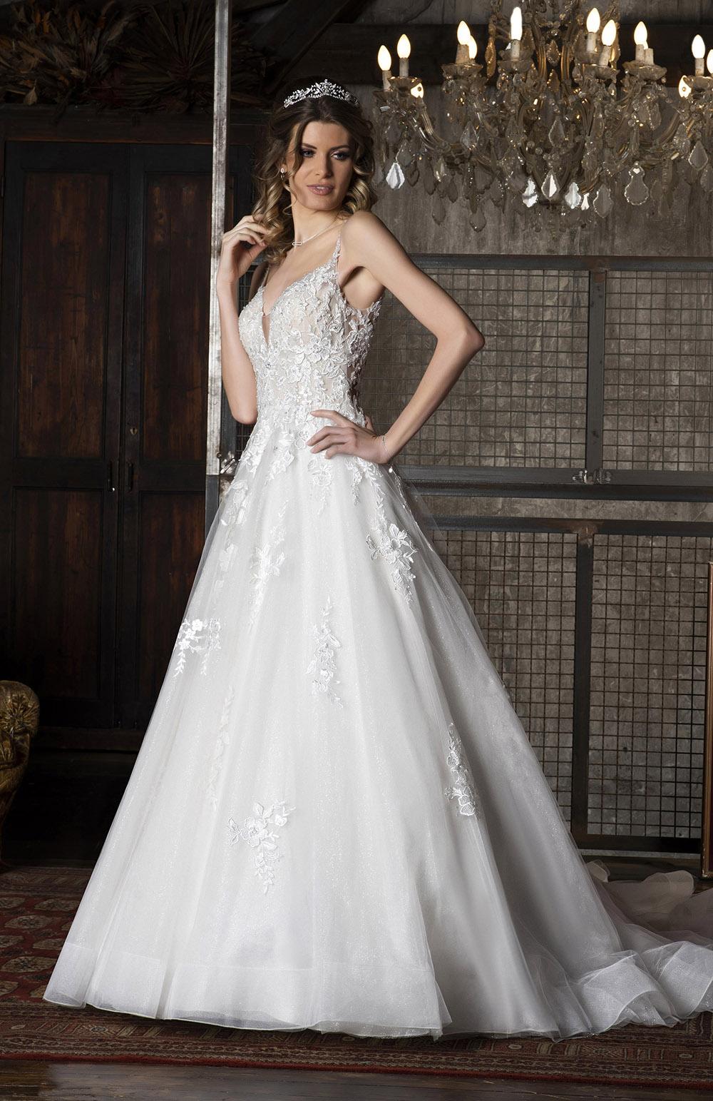 Robe de mariée Modèle Cybele