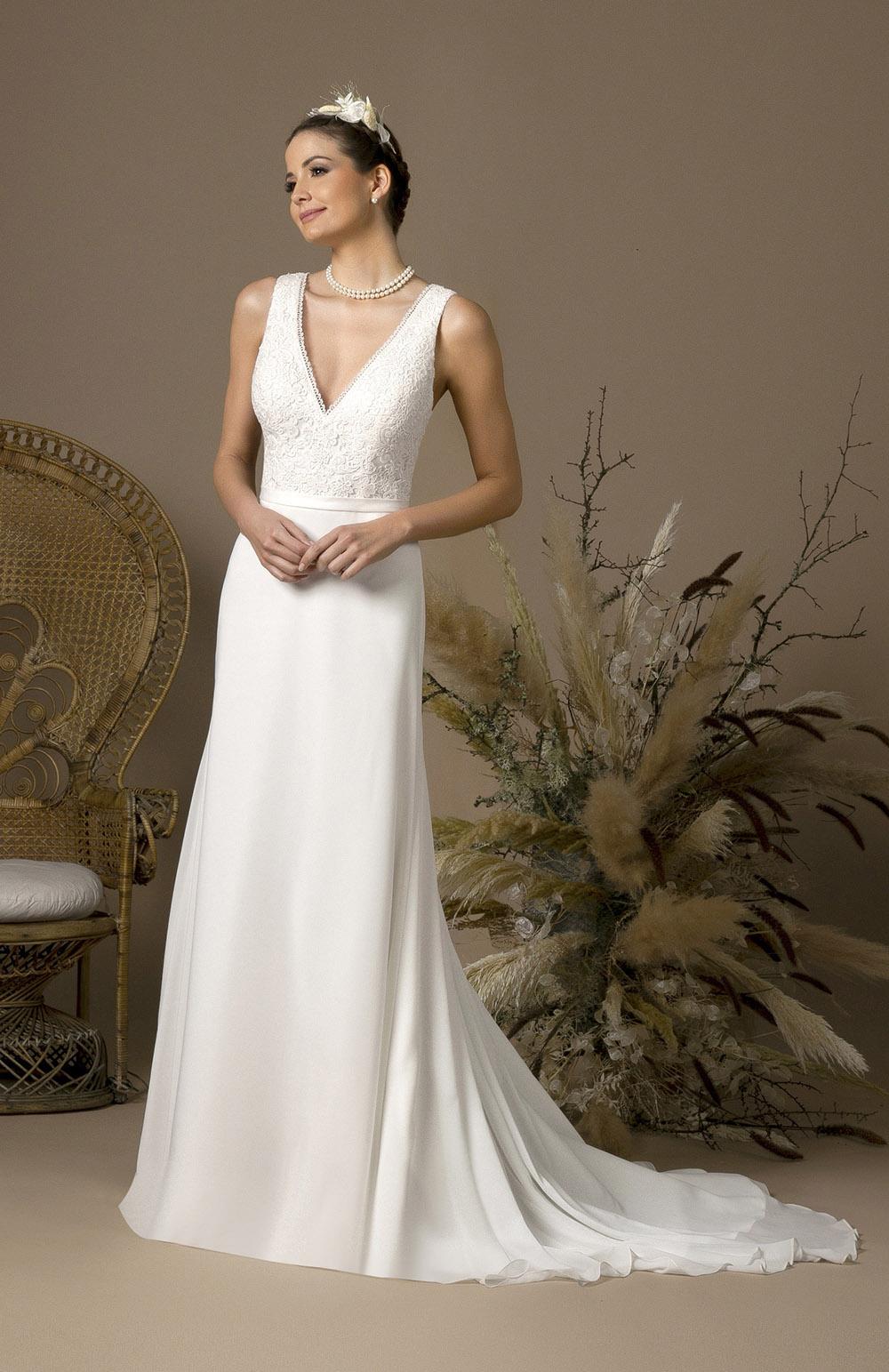 Robe de mariée Modèle Dafna