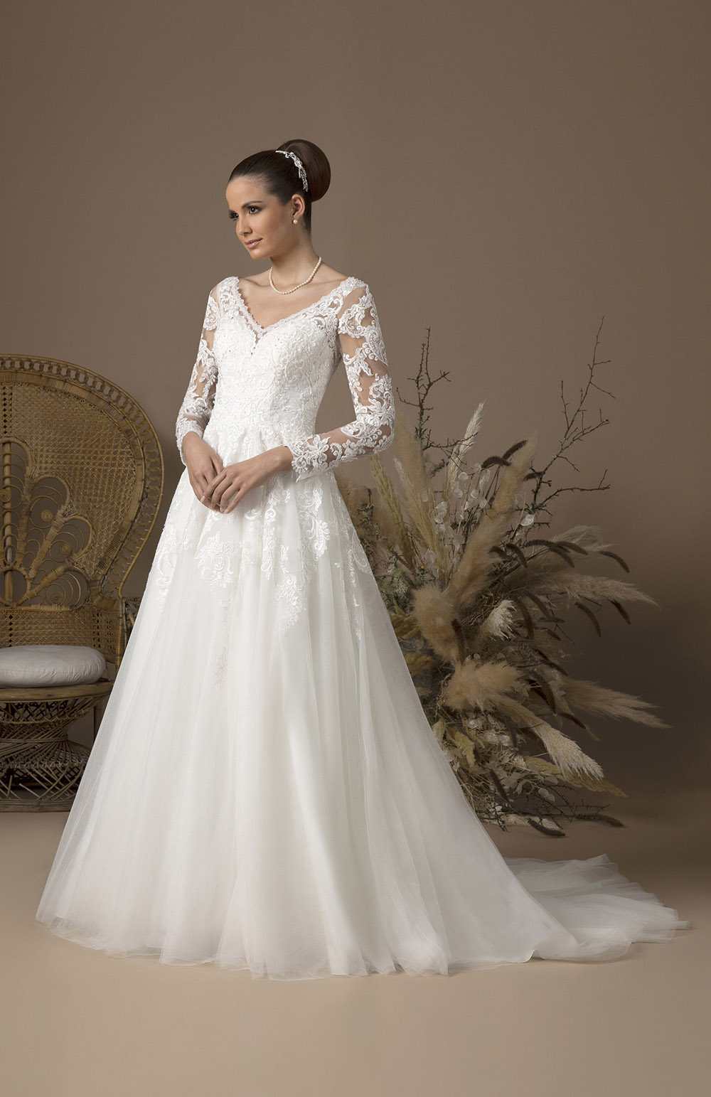 Robe de mariée Modèle Dalila