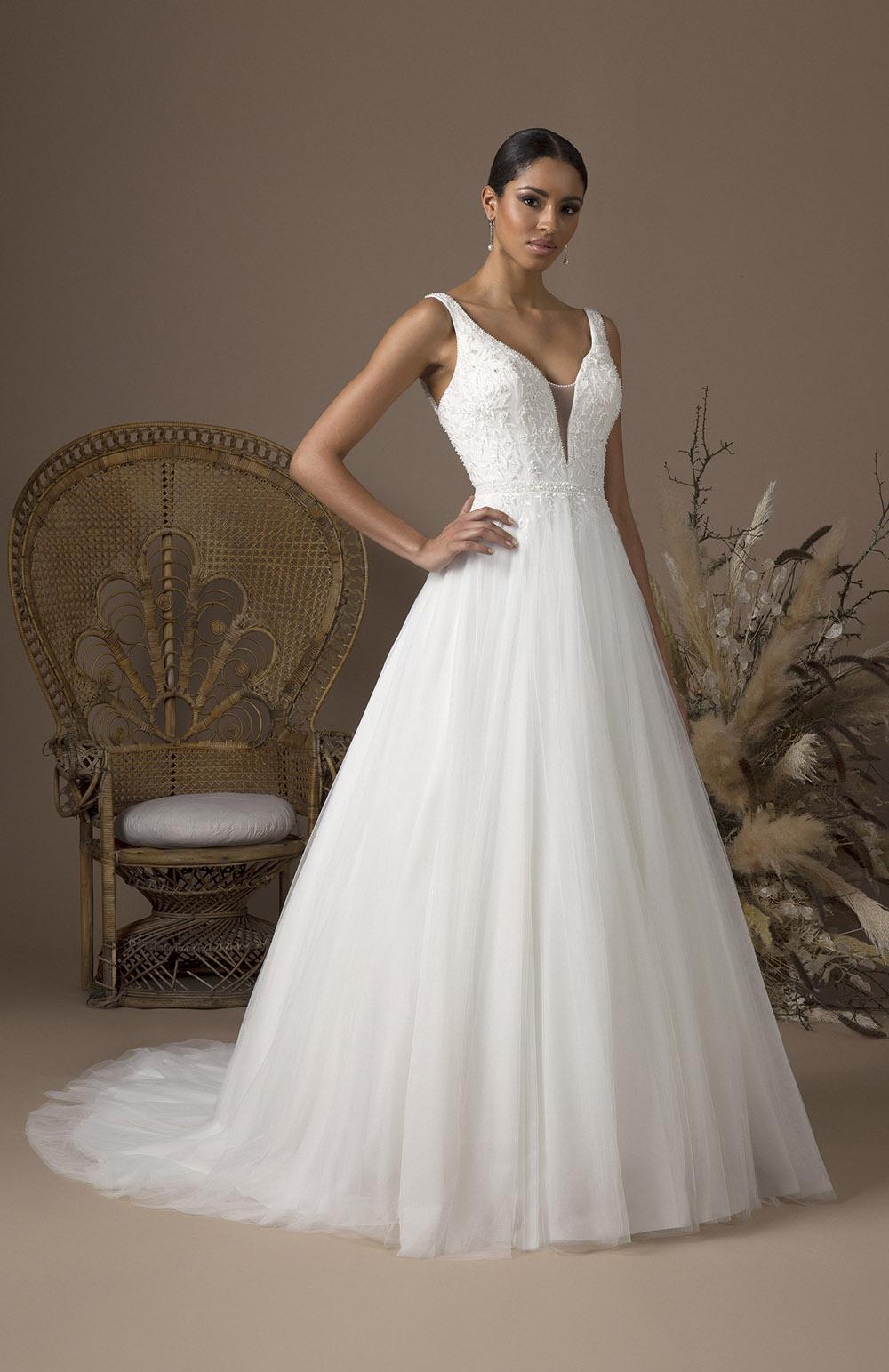 Robe de mariée Modèle Danaelle