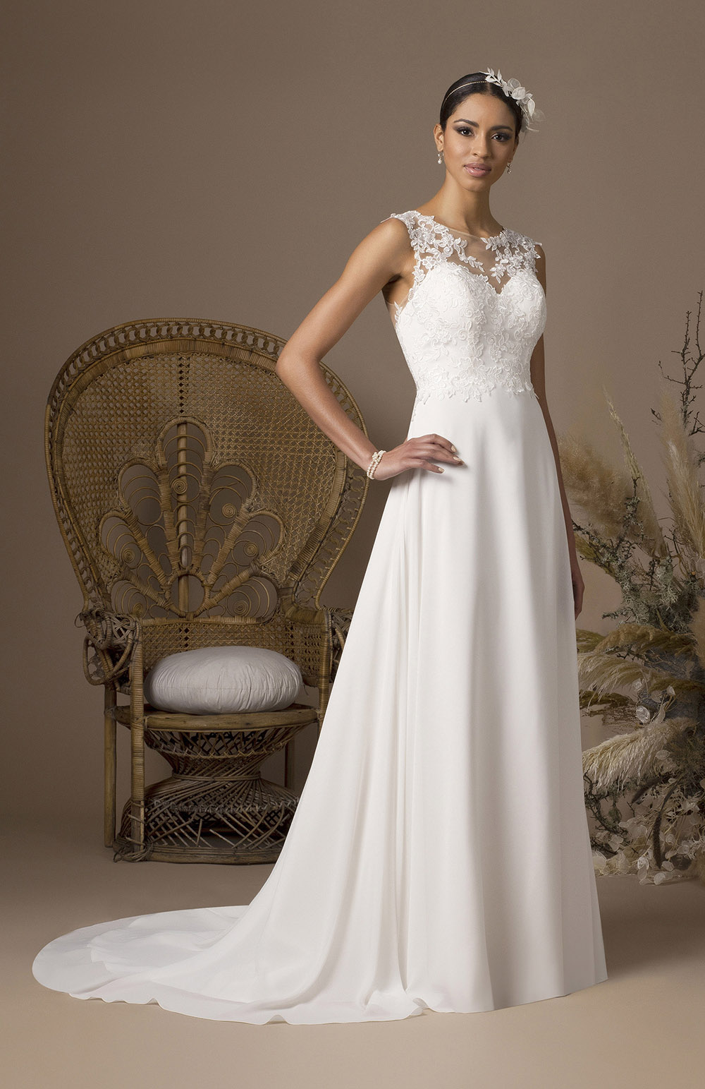 Robe de mariée Modèle Danie