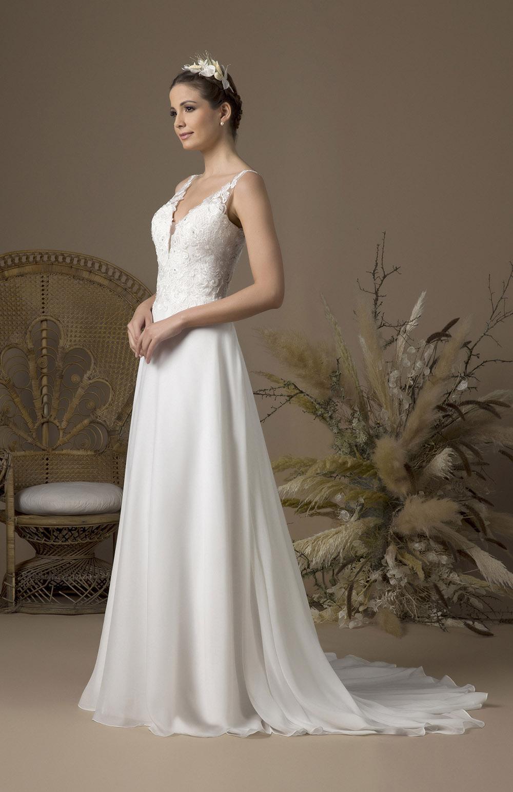 Robe de mariée Modèle Danka
