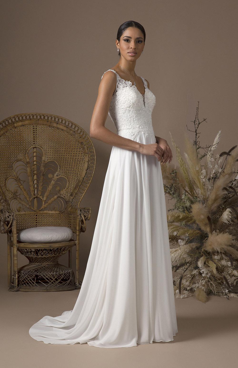 Robe de mariée Modèle Daphnée