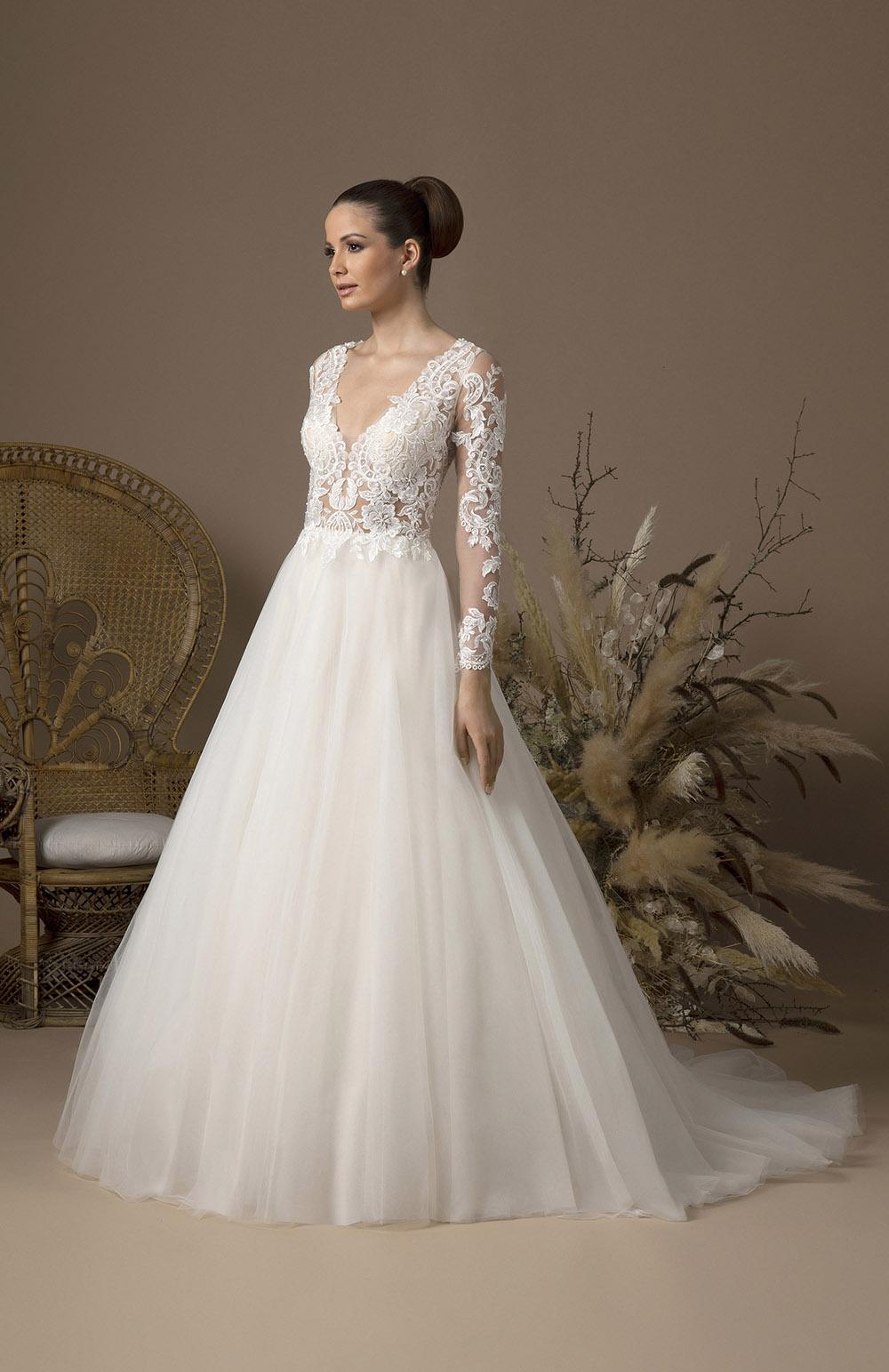 Robe de mariée Modèle Darice