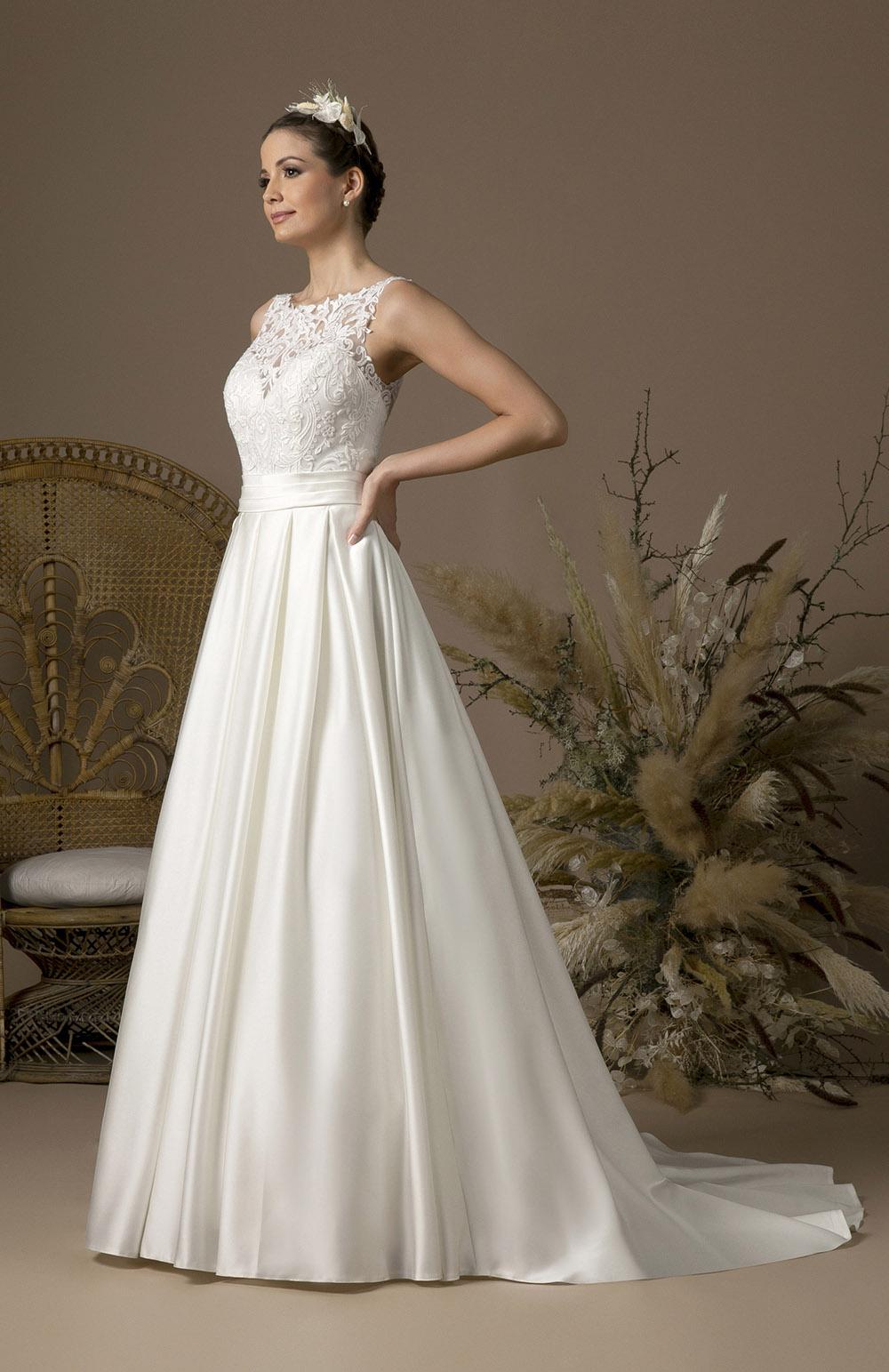 Robe de mariée Modèle Darlène