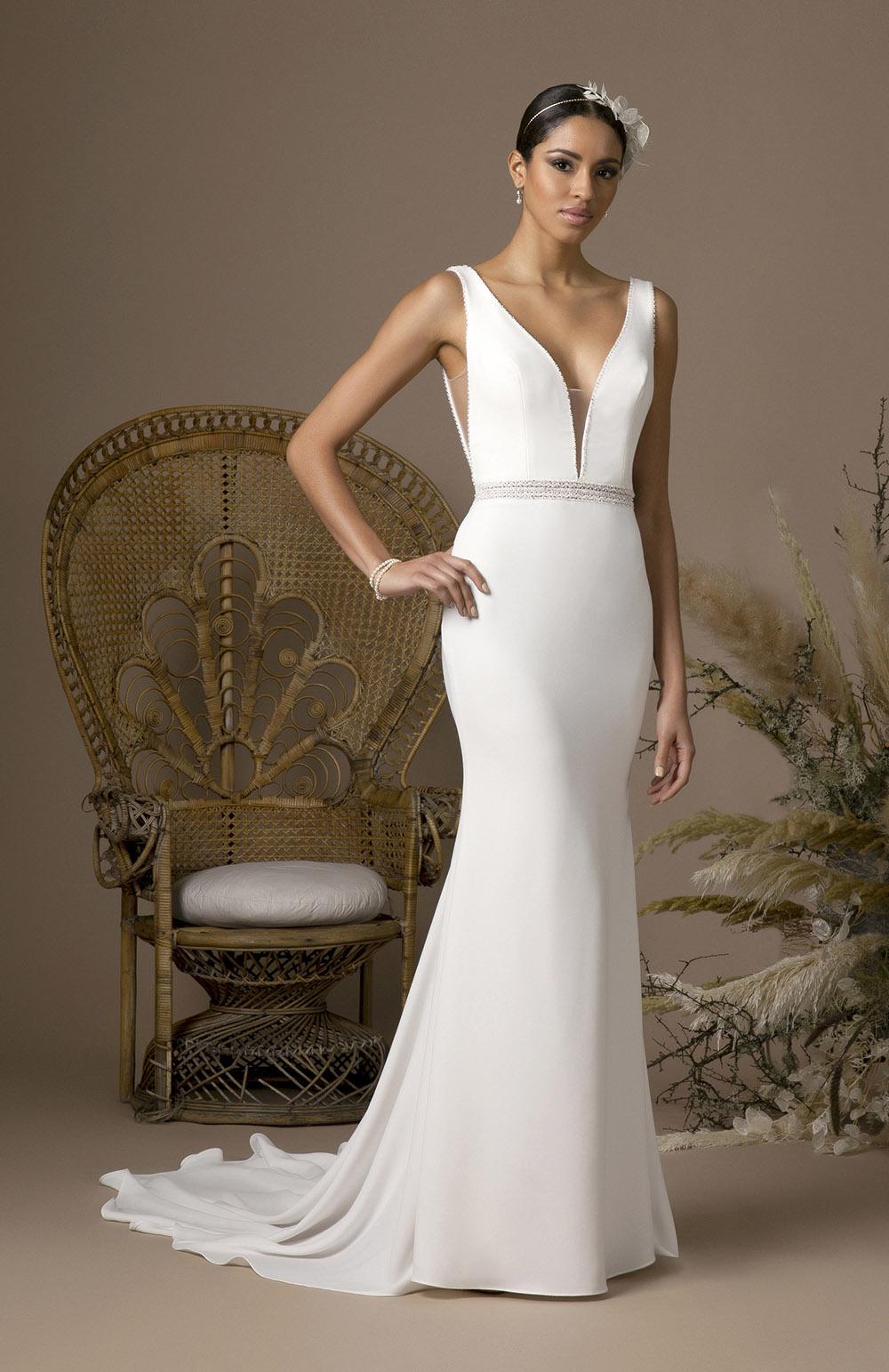 Robe de mariée Modèle Davina