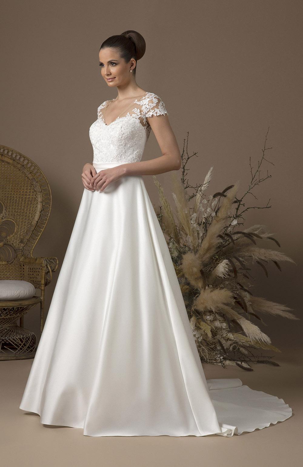 Robe de mariée Modèle Debby