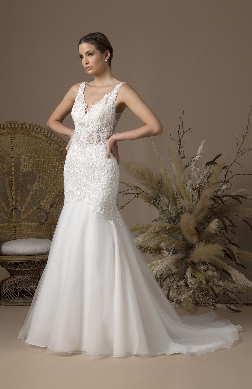 Robe de mariée Modèle Delly