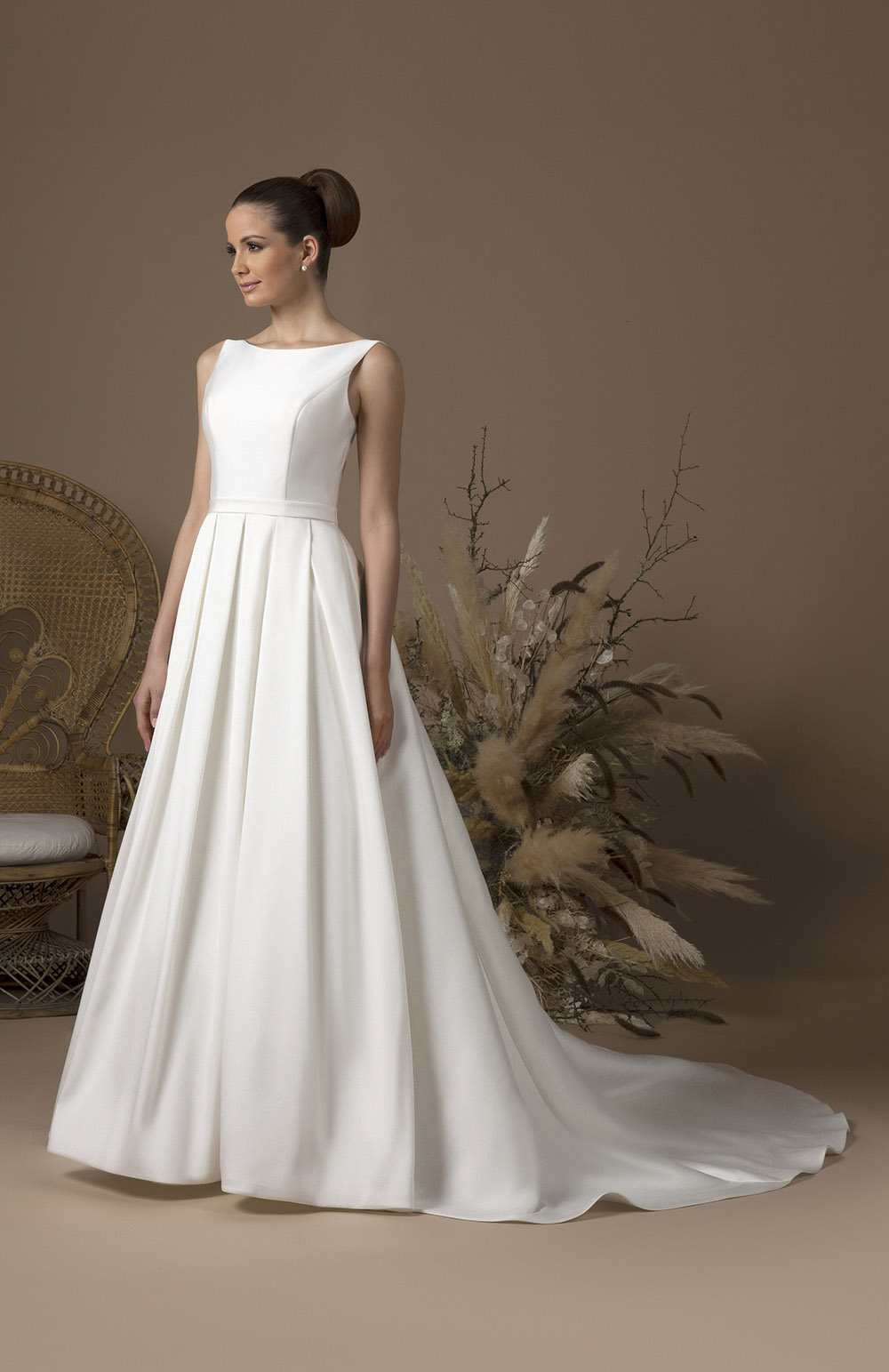 Robe de mariée Modèle Delya