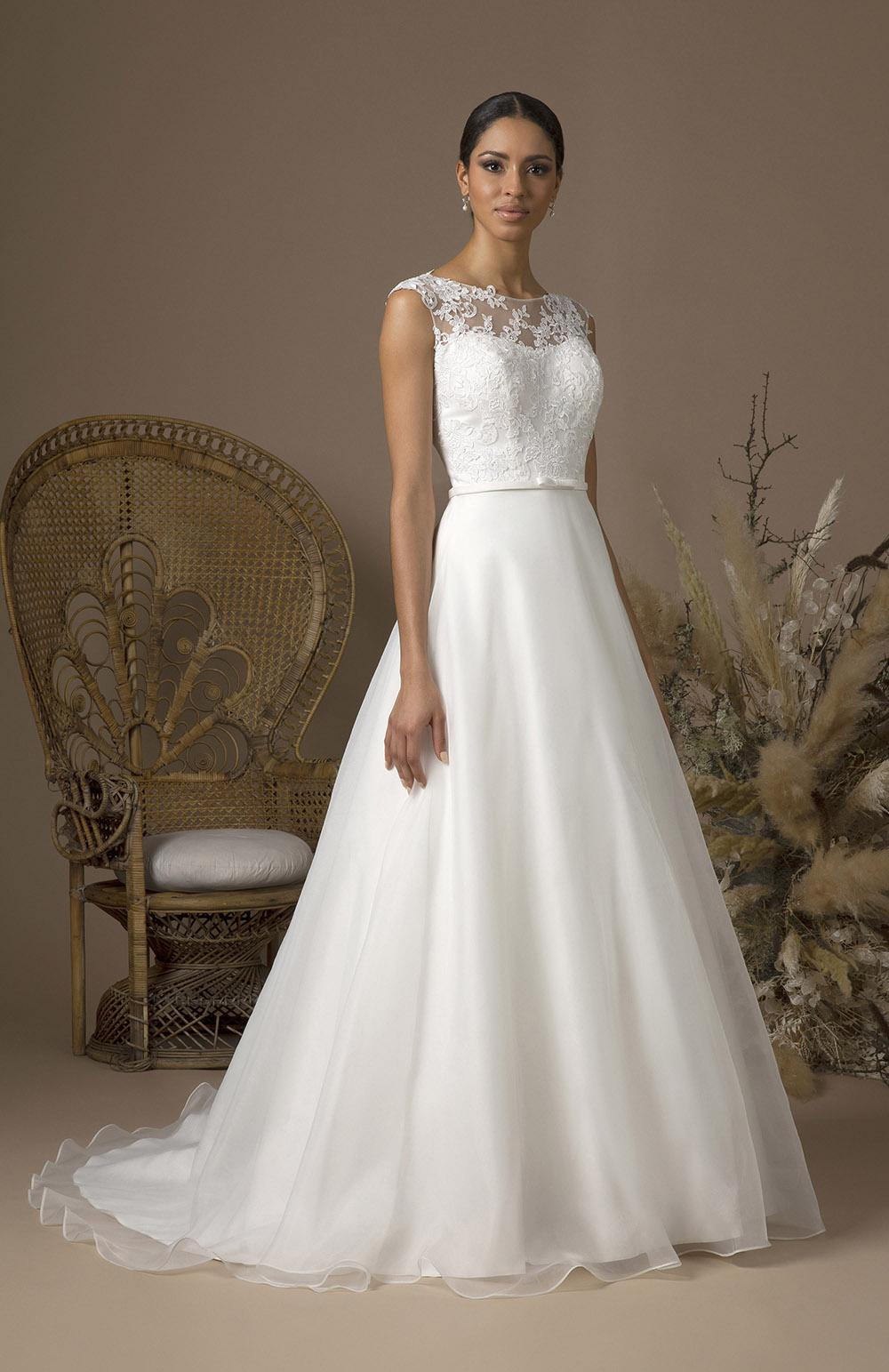 Robe de mariée Modèle Dema